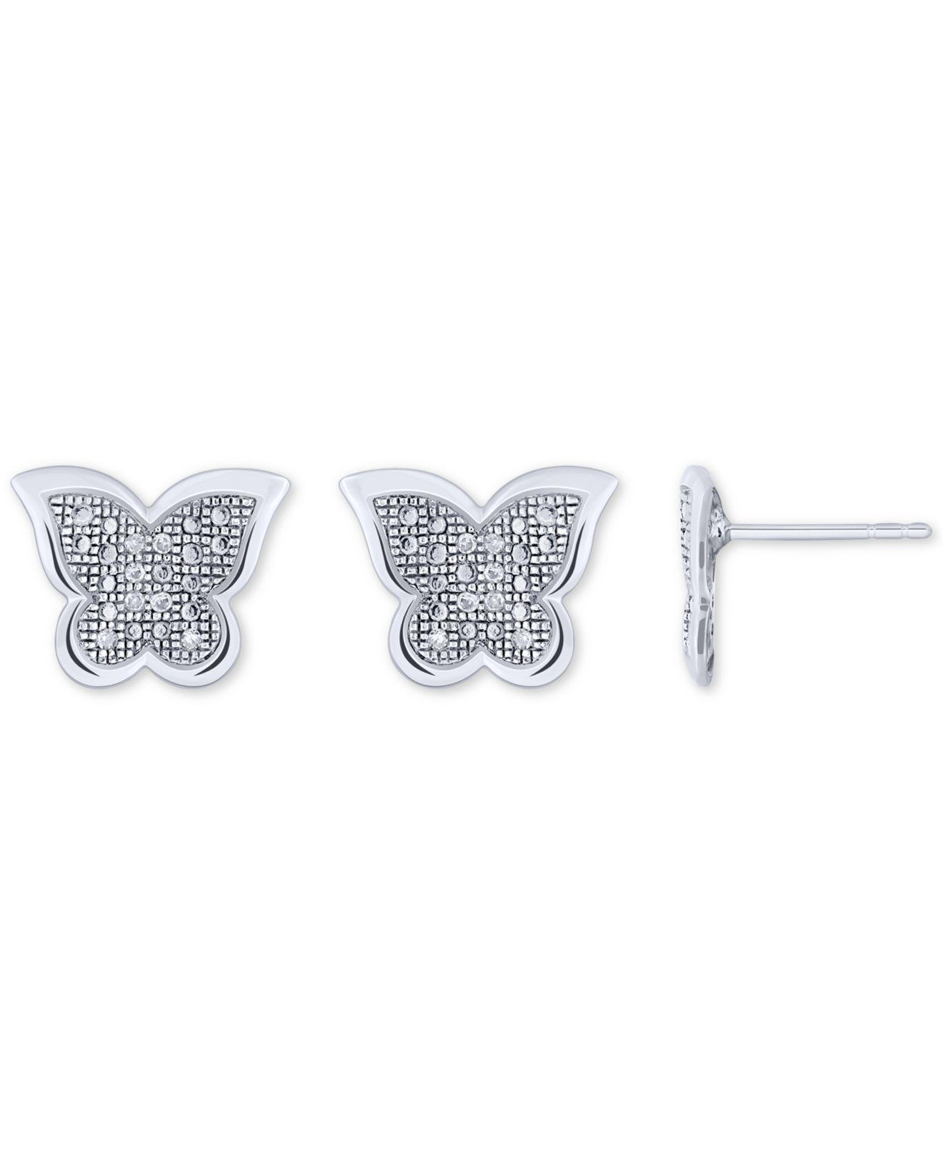 il listing fullxfull earrings minimalist butterfly stud zoom tiny