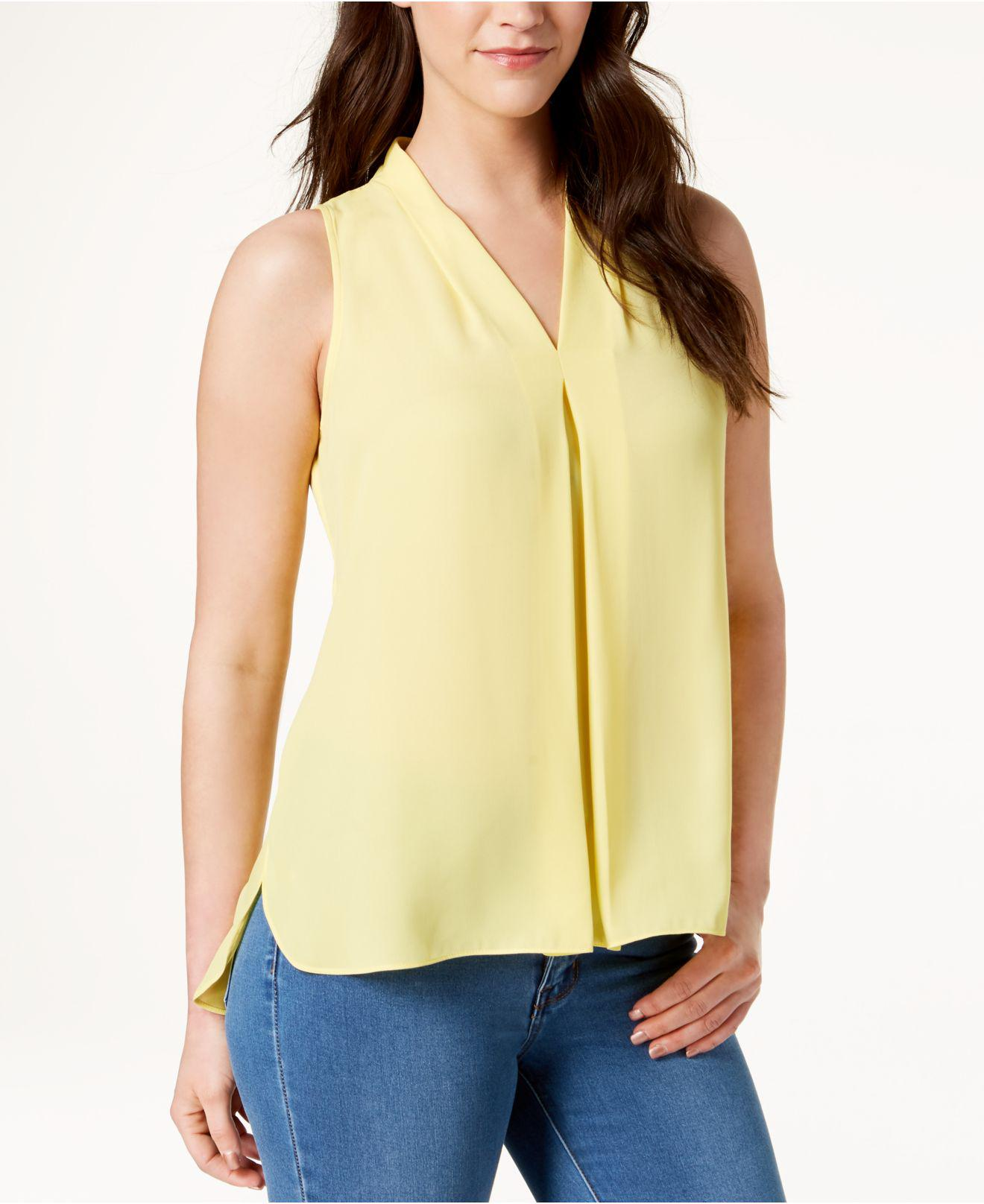 Vince Camuto Blouses At Macys