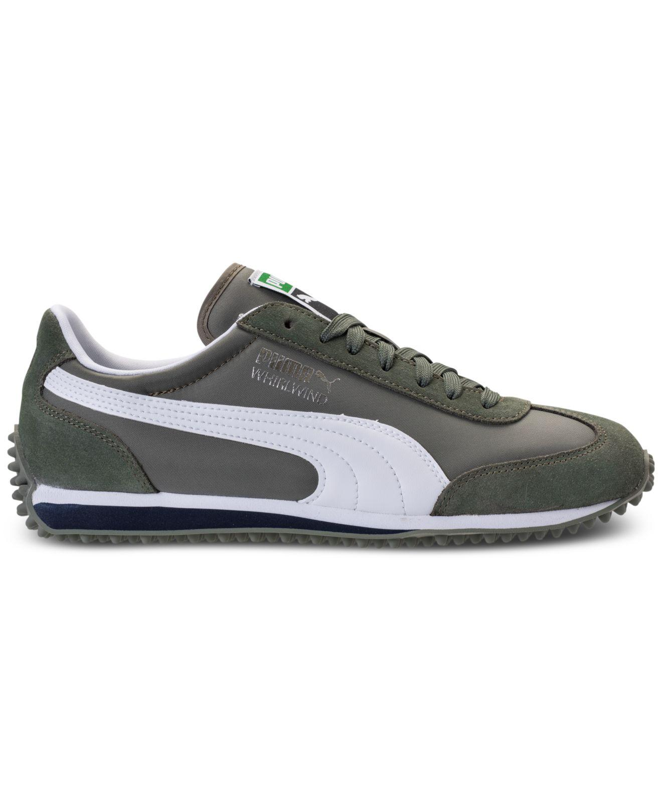 Lyst - Puma Men s Whirlwind Casual Sneakers From Finish Line in ... d66c0cec4