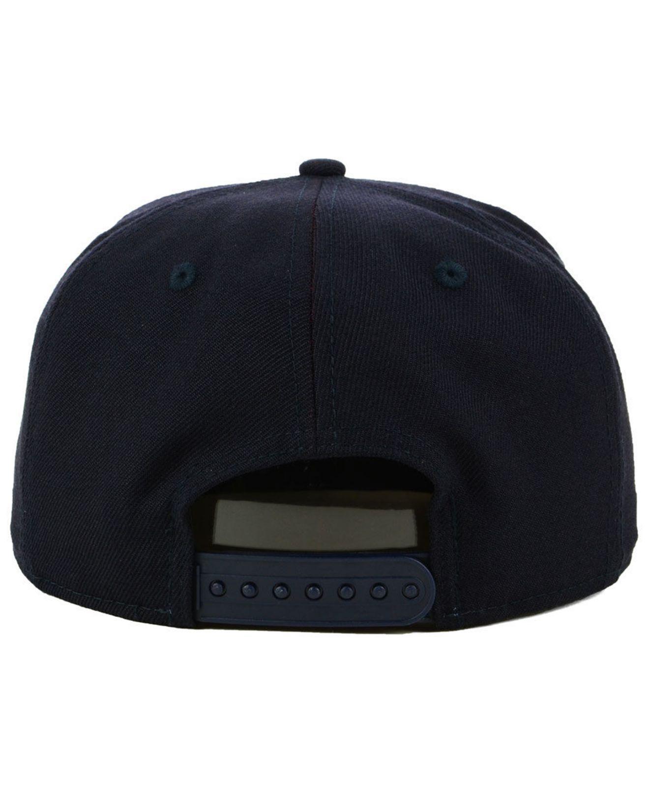 1881bf16196 uk minnesota twins vintage 9fifty snapback cap for men lyst. view fullscreen  56583 66b16