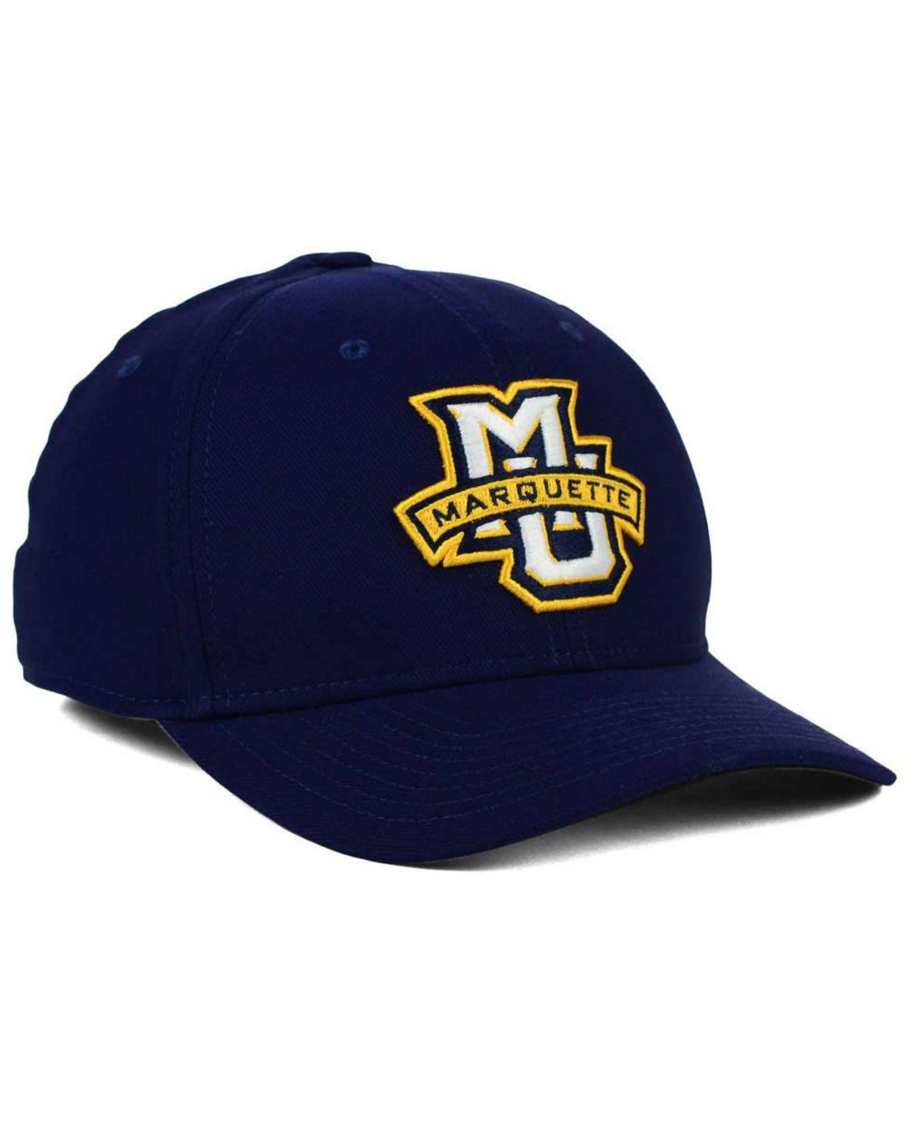 classic fit 8264a 91691 buy nike blue marquette golden eagles classic swoosh cap for men lyst. view  fullscreen 51bf4