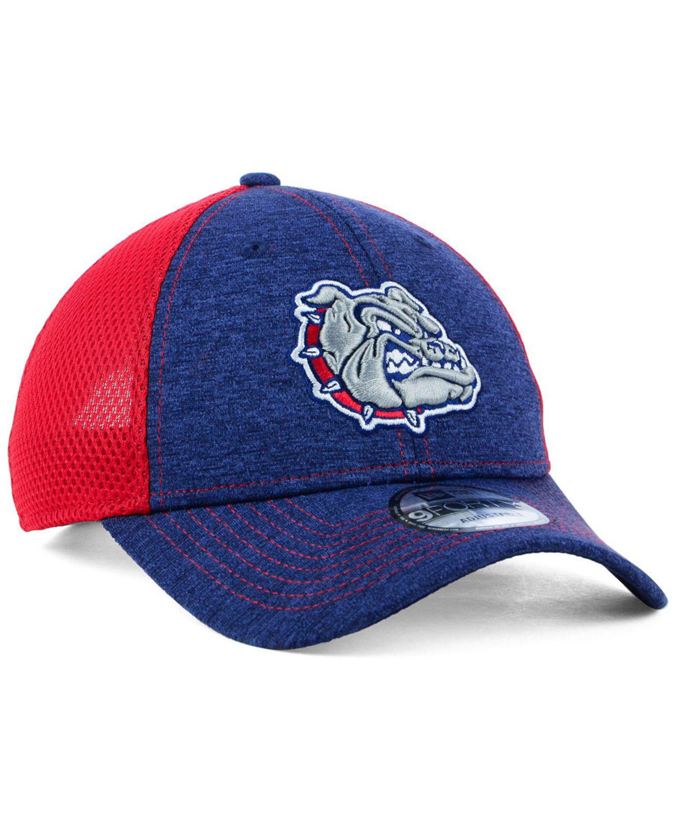 info for d4c48 70d9d Lyst - KTZ Gonzaga Bulldogs Shadow Turn 9forty Cap in Blue for Men