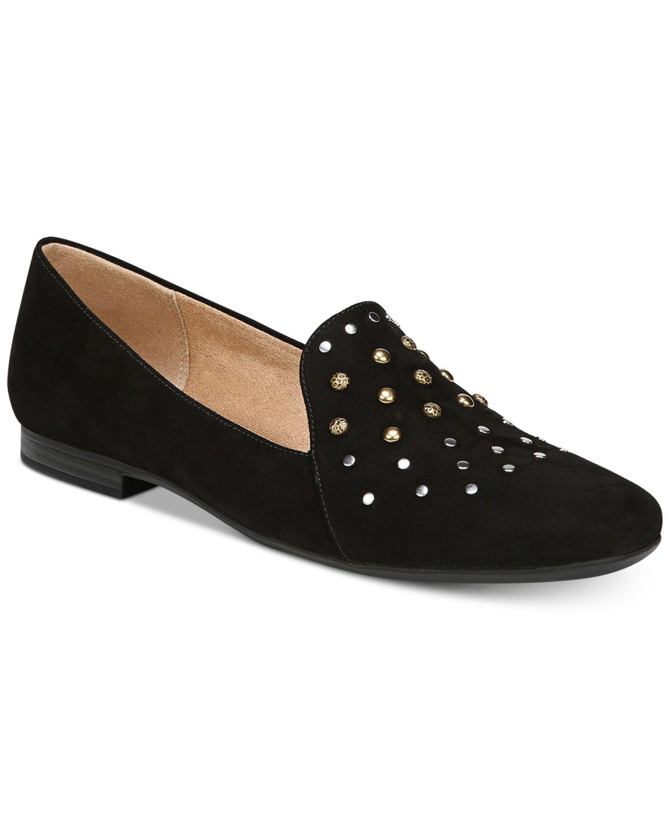 Emiline 4 Studded Loafers y1vgMy9gb2