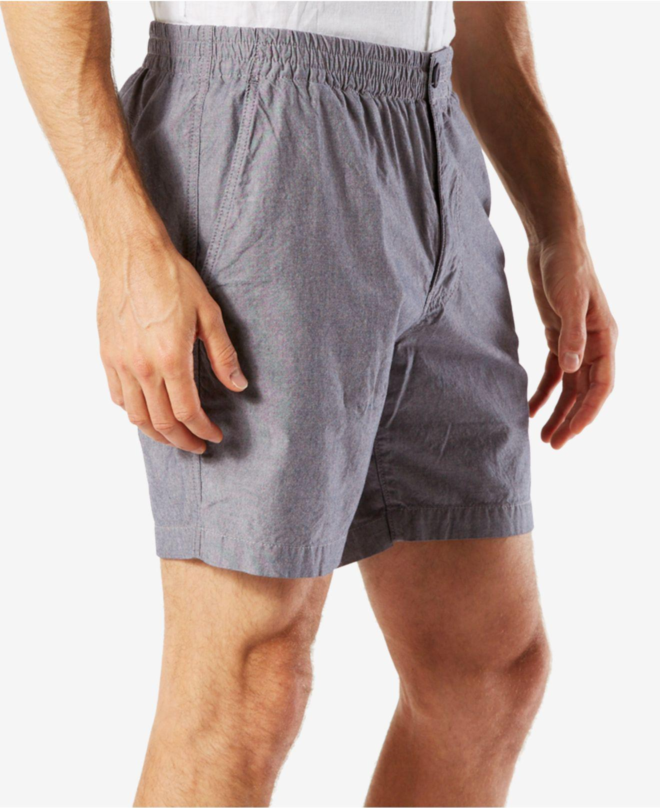 3909344a1c Dockers Men's Weekend Cruiser Shorts in Blue for Men - Lyst