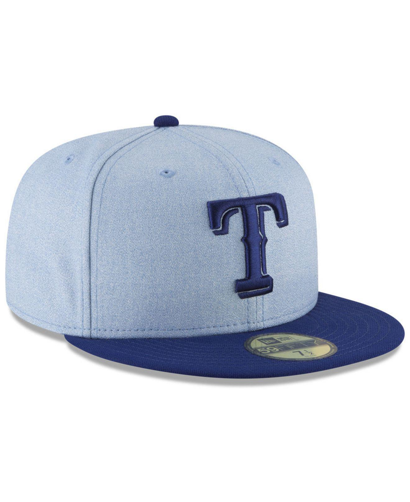 info for 0bd20 bb109 ... real texas rangers fathers day 59fifty fitted cap 2018 for men lyst.  view fullscreen 53d03