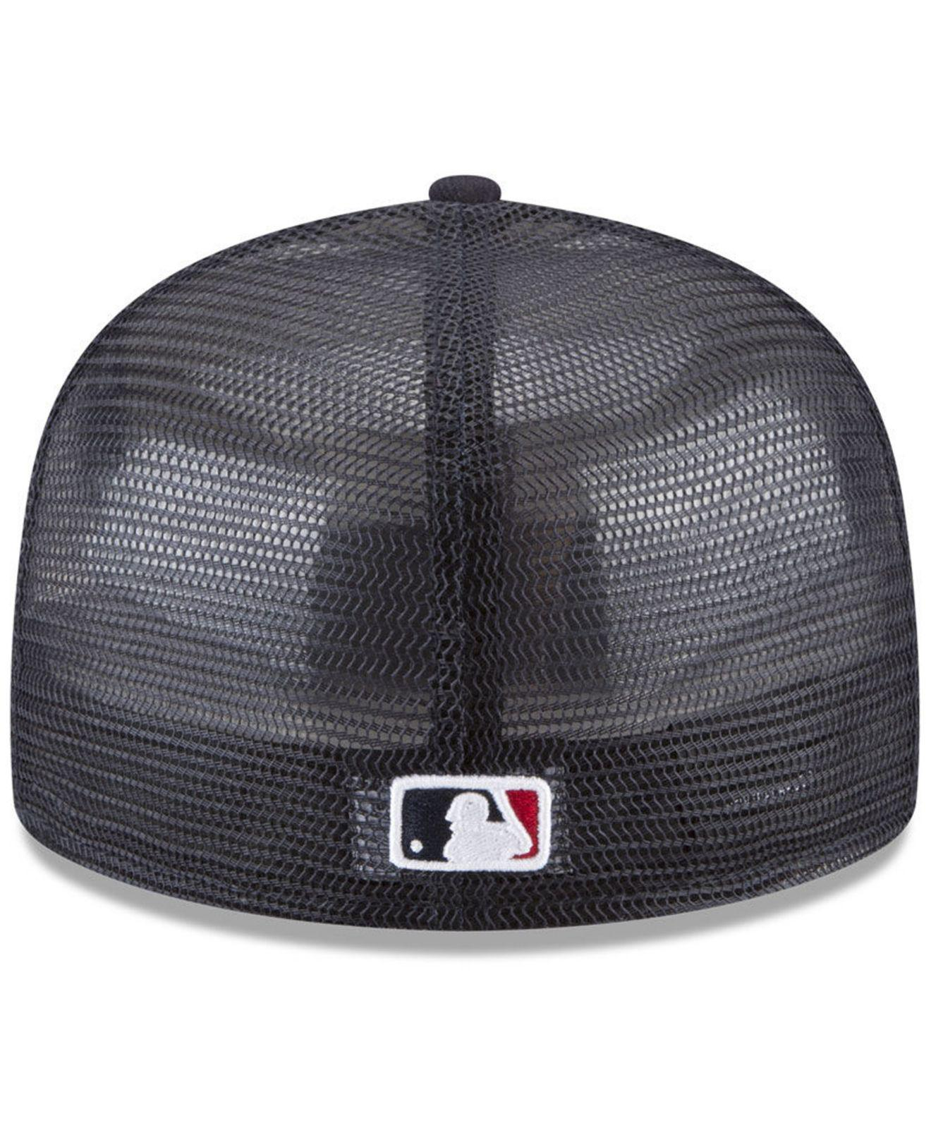 promo code a2095 bb316 ... clearance st. louis cardinals on field mesh back 59fifty fitted cap  for. view fullscreen