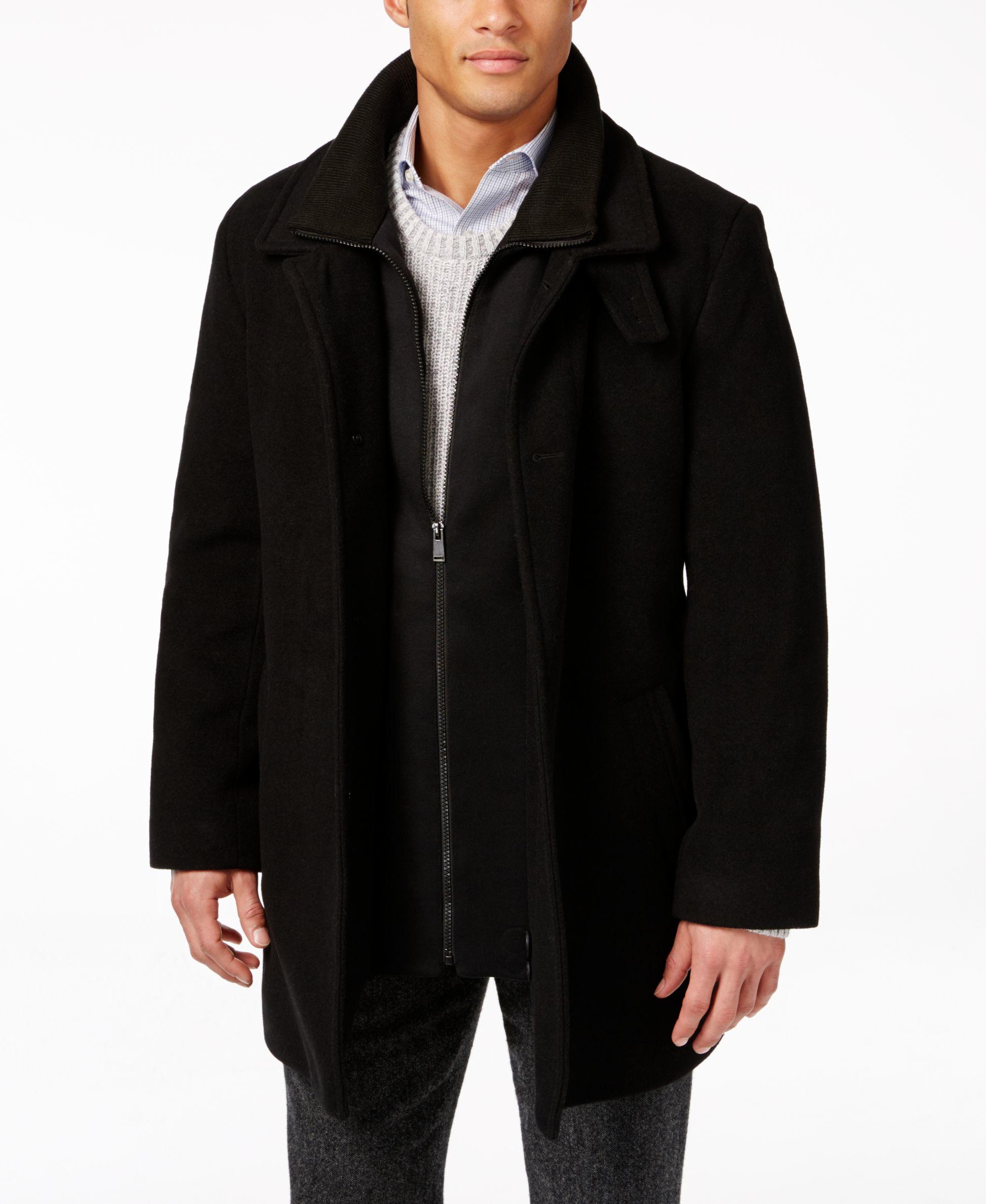 Calvin klein overcoat