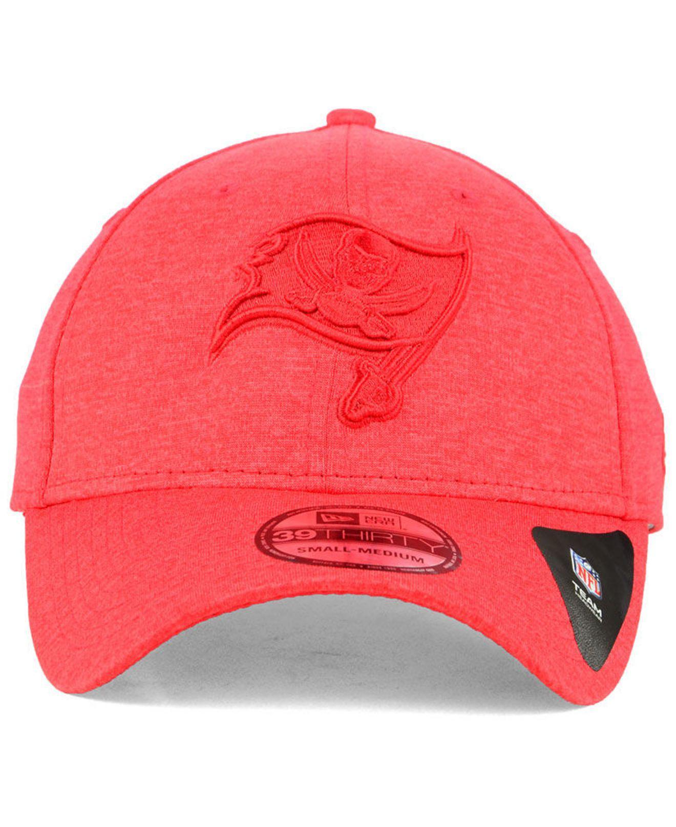 los angeles 62043 5c219 Lyst - KTZ Tampa Bay Buccaneers Tonal Heat 39thirty Cap in Red for Men
