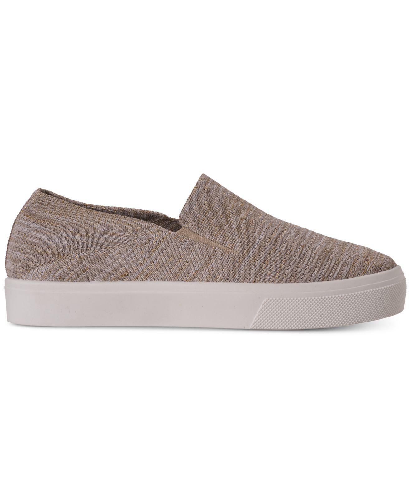 89c3279b923f Lyst - Skechers Street Poppy Blurred Lines Slip-on Casual Sneakers ...