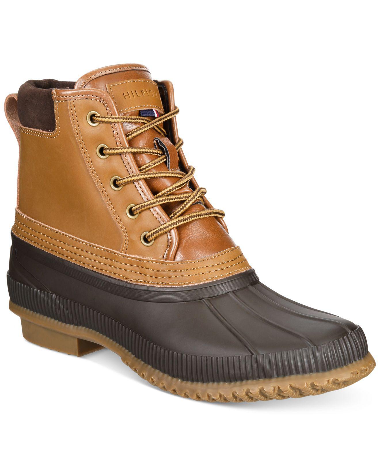 Casey Waterproof Duck Boots
