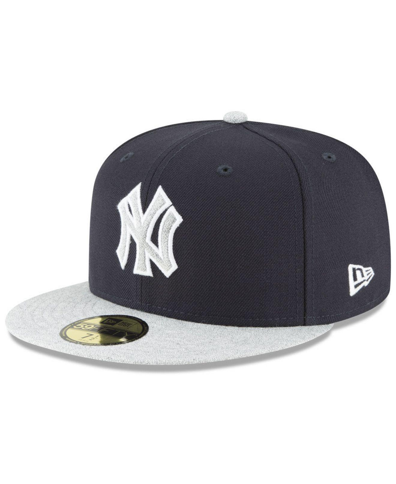 20fa1272870 Lyst - KTZ New York Yankees Pop Color 59fifty Fitted Cap in Blue for Men