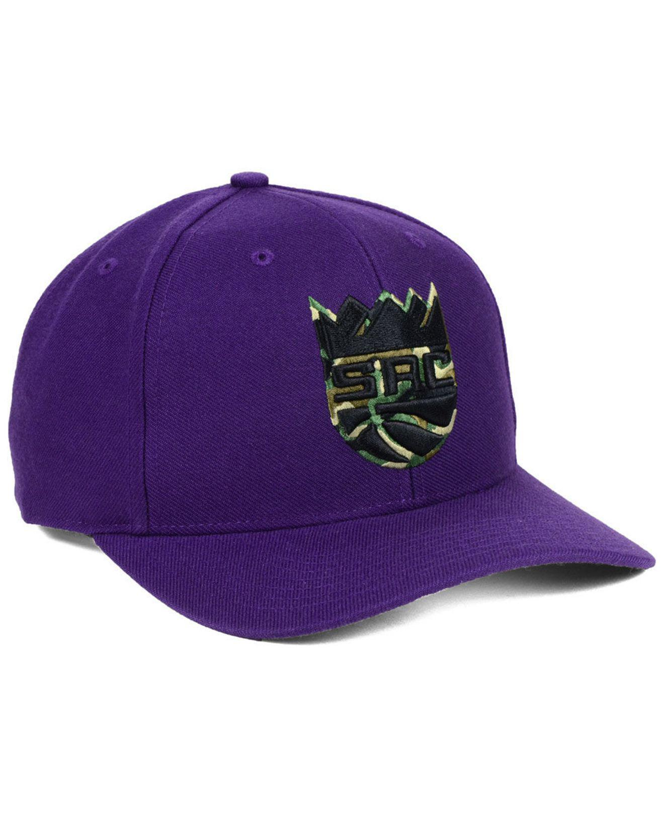 cheaper af529 7932f ... all region mvp cap in black f77a4 06957  promo code for 47 brand purple  sacramento kings camfill mvp cap for men lyst. view