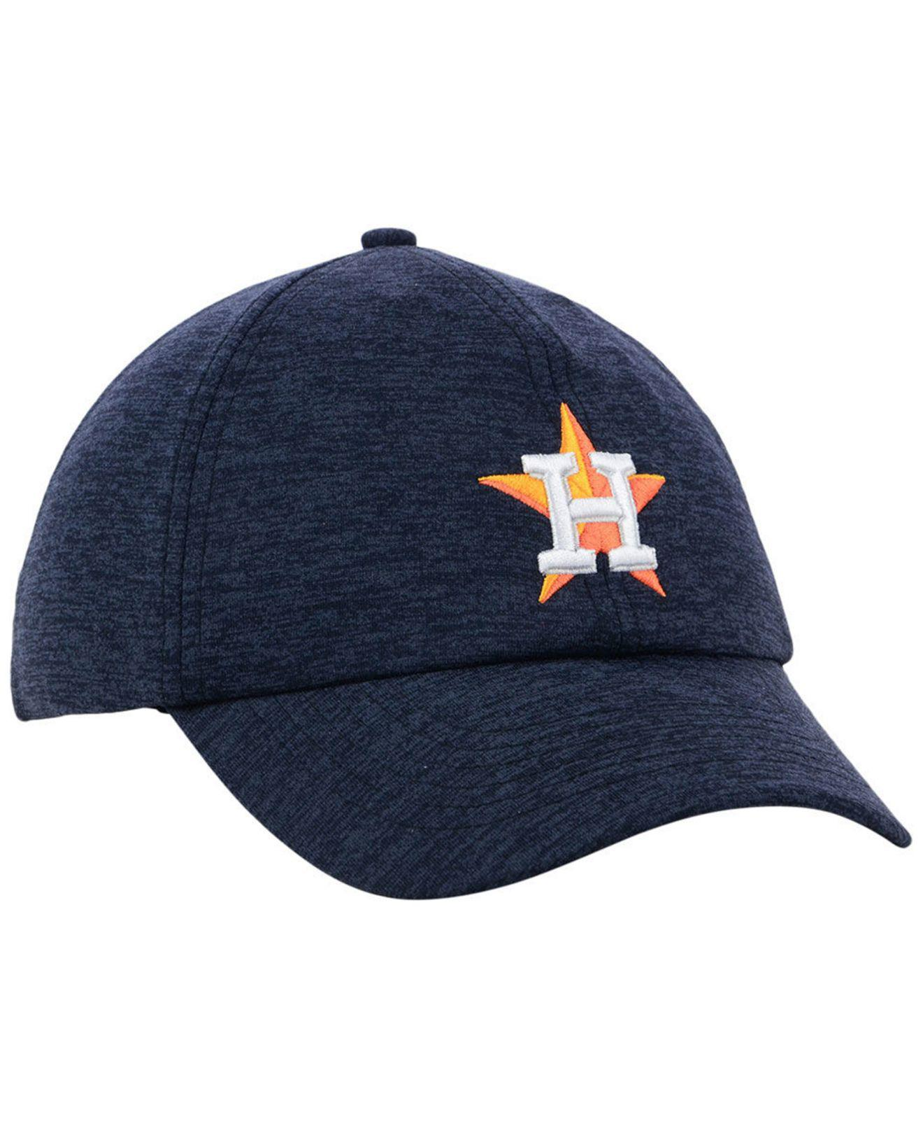 dc1a9752506 ... where can i buy under armour blue houston astros renegade twist cap lyst.  view fullscreen