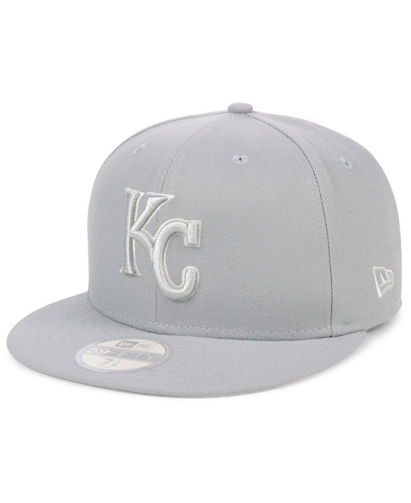 Lyst - Ktz Kansas City Royals Fall Prism Pack 59fifty-fitted Cap in ... 2b47de031582