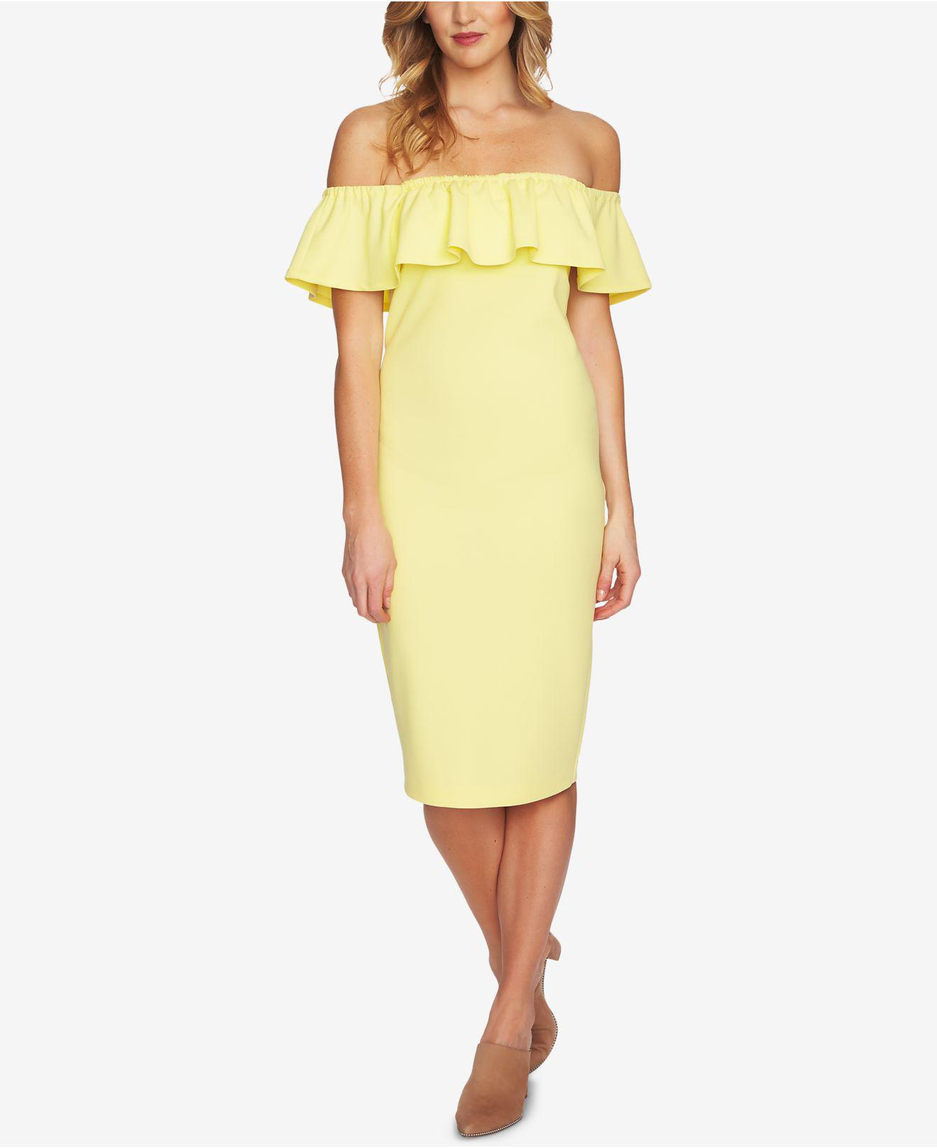 ce8b8ef52a28 Gallery. Previously sold at  Macy s · Women s Off The Shoulder Dresses ...
