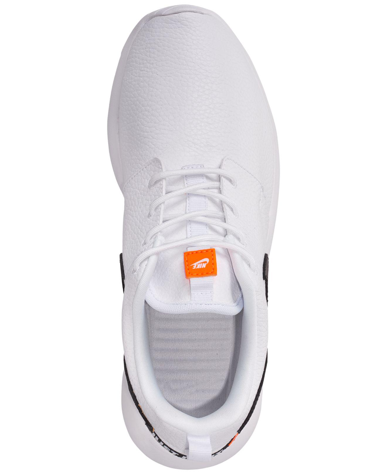 Nike Synthetic Roshe One Premium Just