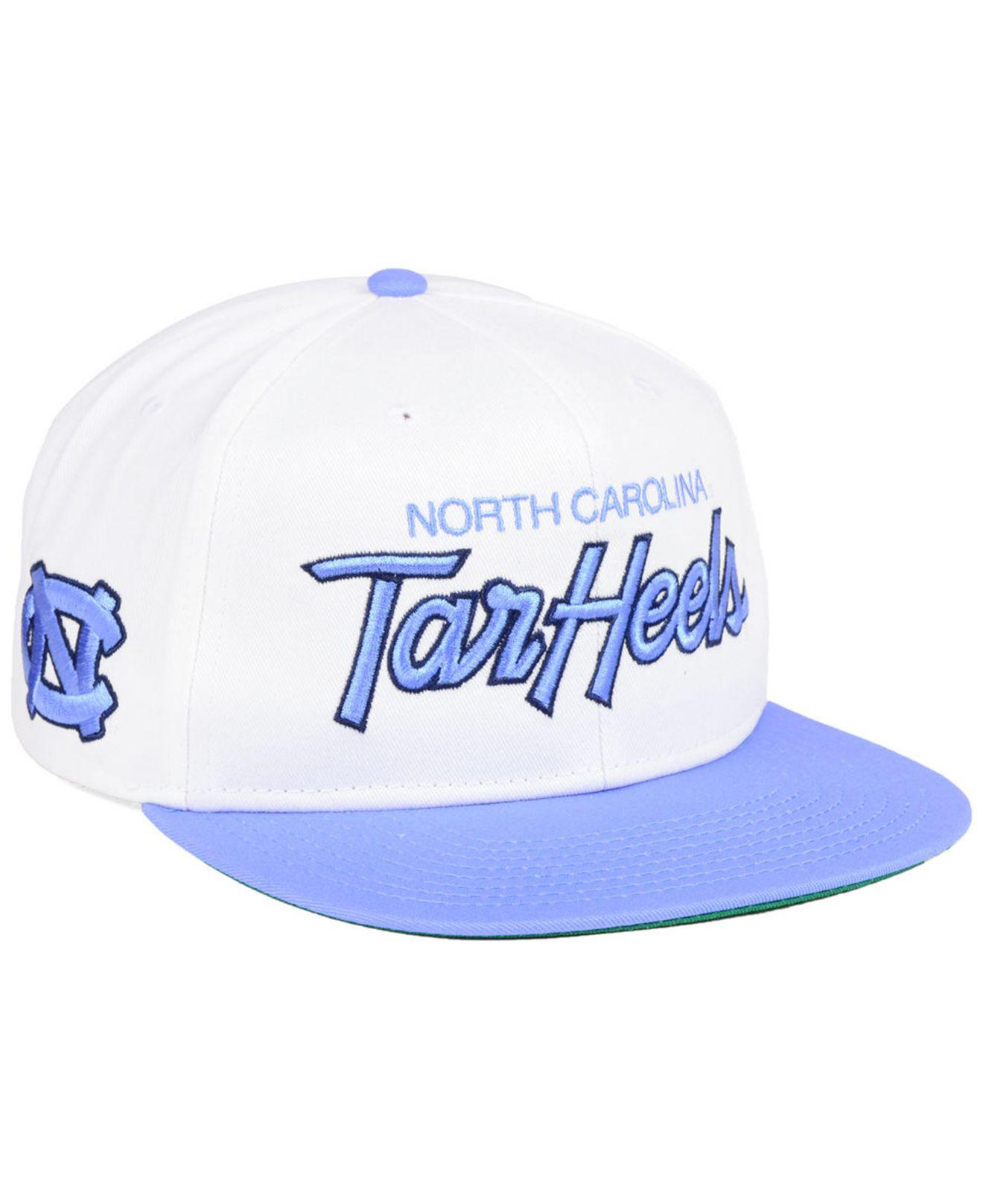 14d609e7668 Nike. Men s White North Carolina Tar Heels Sport Specialties Snapback Cap