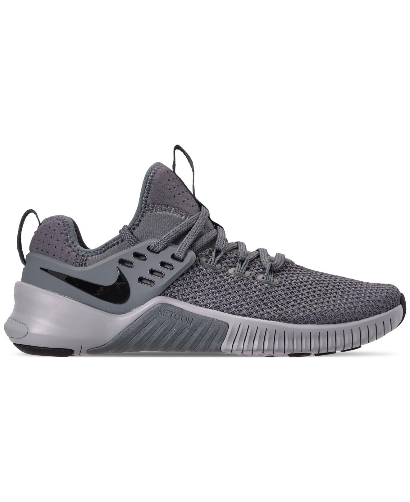 60065177bf90 Lyst - Nike Free Metcon Training Sneakers From Finish Line in Gray for Men