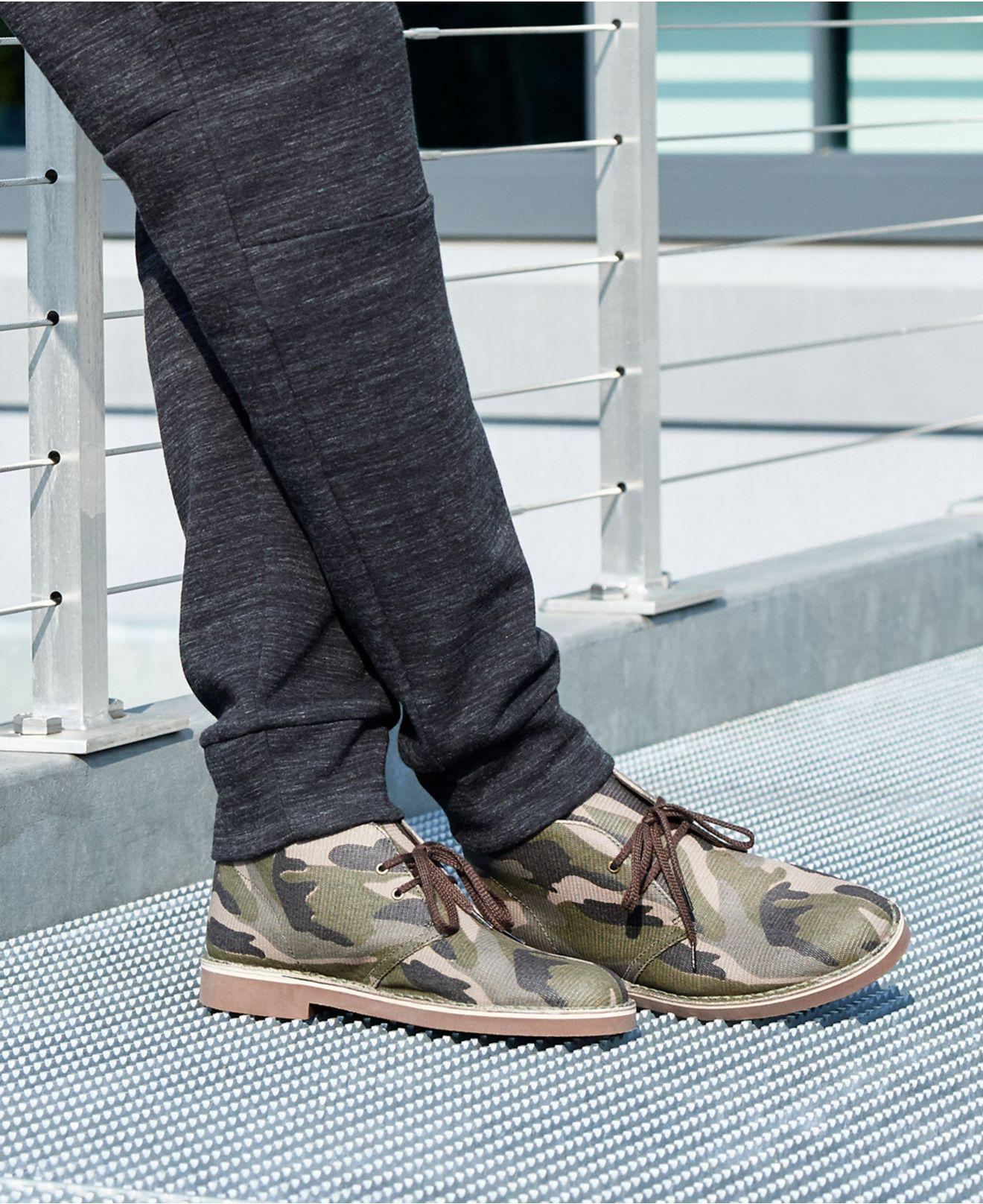 Clarks Multicolor Limited Edition Camo Bushacre, Created For Macy's for men