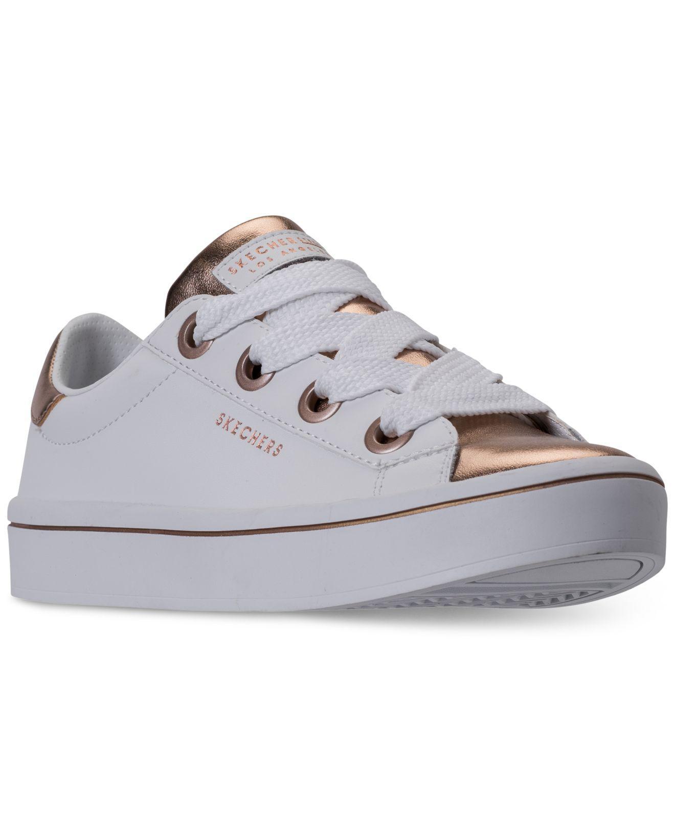 22a3de579af9 Lyst - Skechers Women s Hi-lites - Medal Toes Casual Sneakers From ...