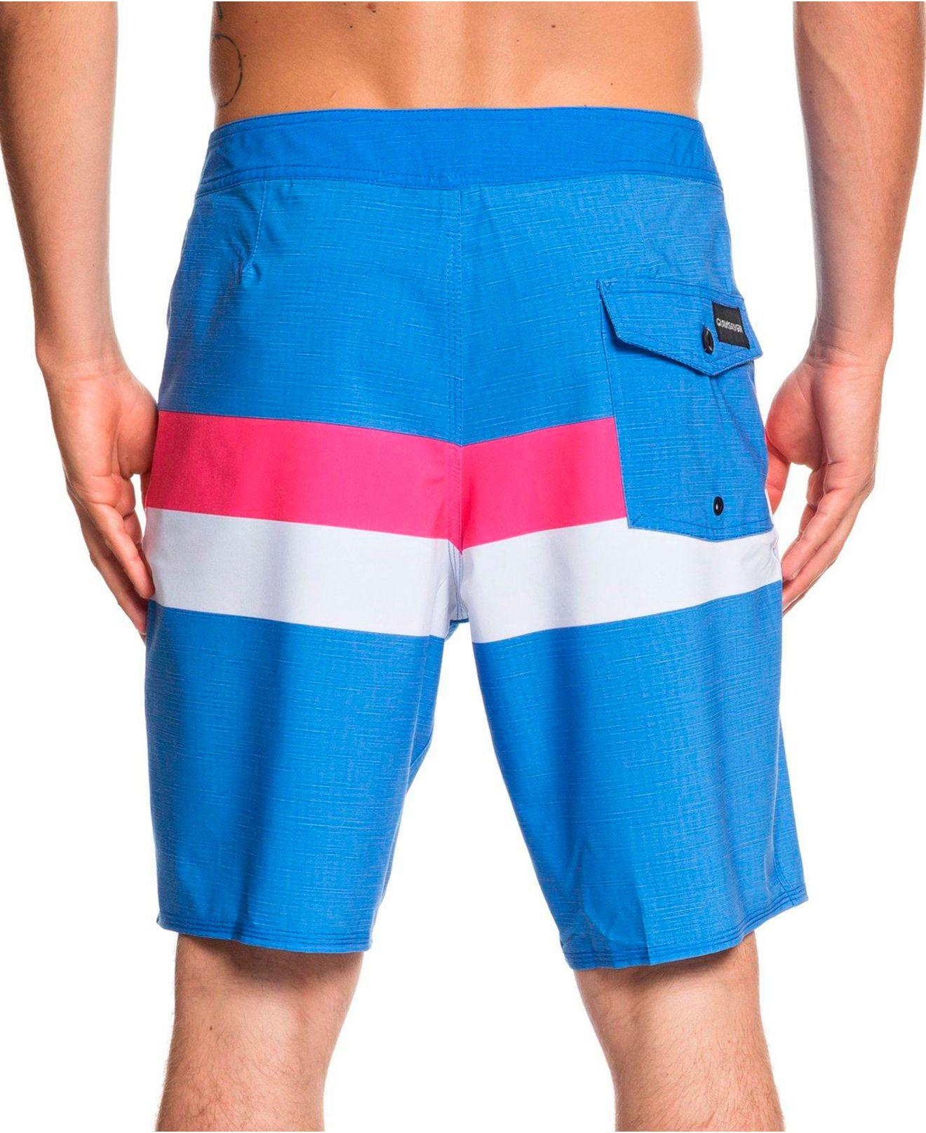 5fbc53f28 Lyst - Quiksilver Highline Seasons Board Shorts in Blue for Men