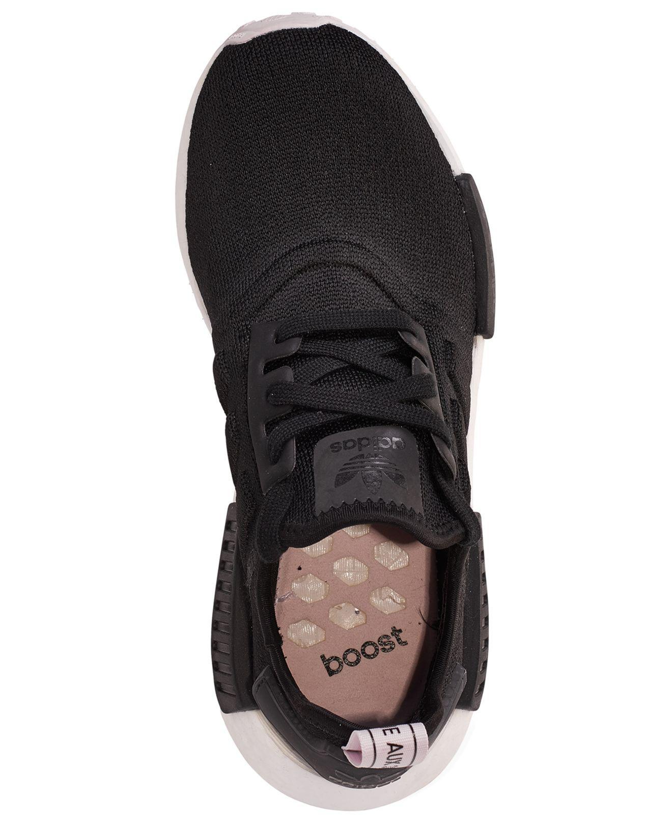 adidas nmd r1 Zwart e Rood