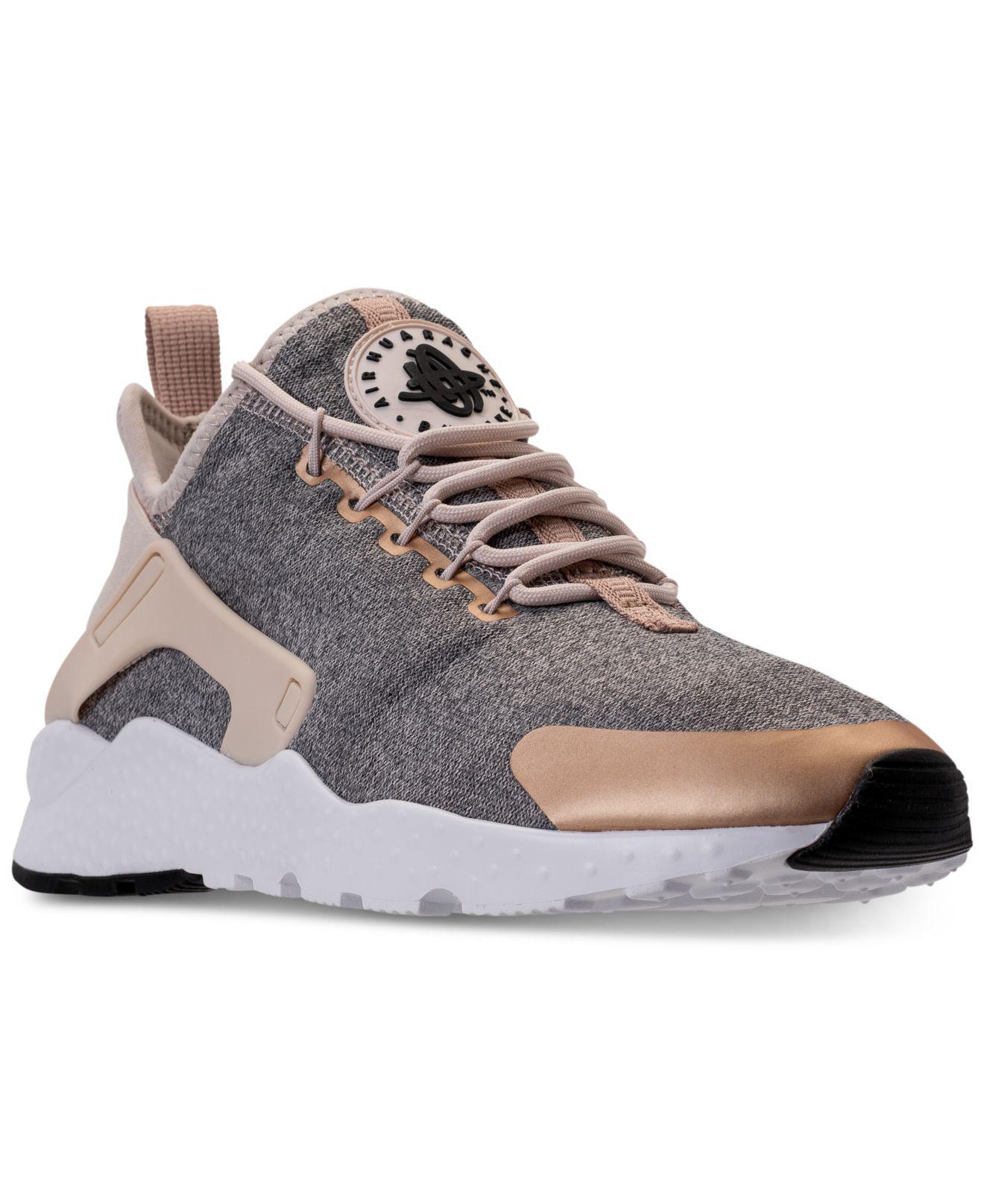 Lyst - Nike Women s Air Huarache Run Ultra Se Running Sneakers From ... 7c68e9d269