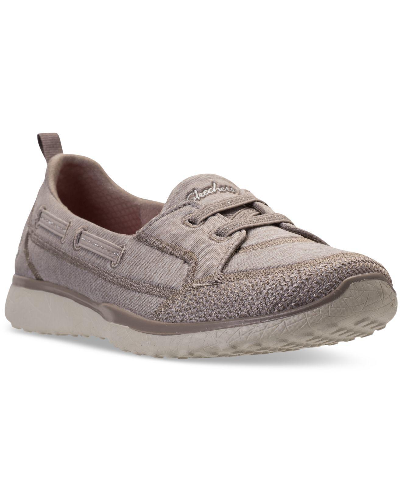 Skechers Women's Microburst - Dearest Casual Walking Sneakers from Finish Line l43yU9NvP