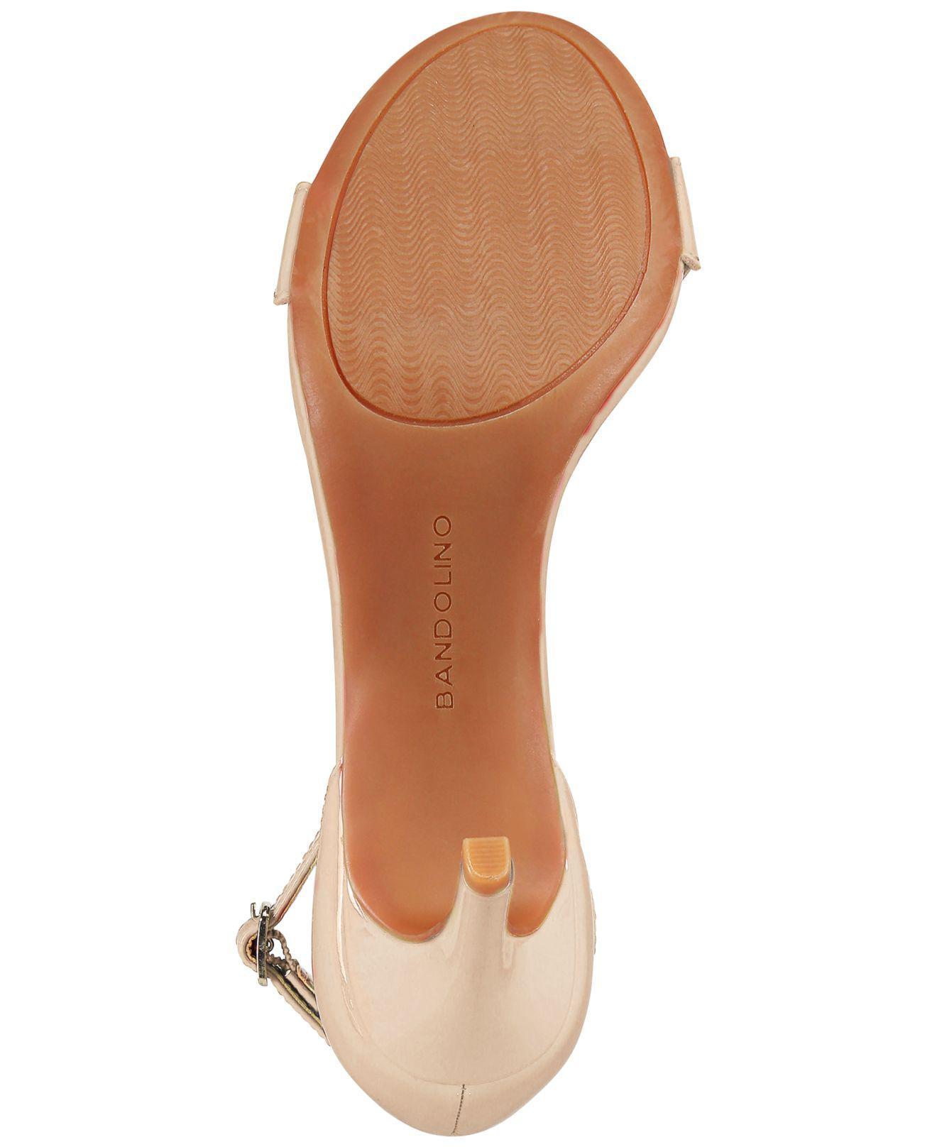 d2005719c Bandolino - Natural Madia Sandals - Lyst. View fullscreen