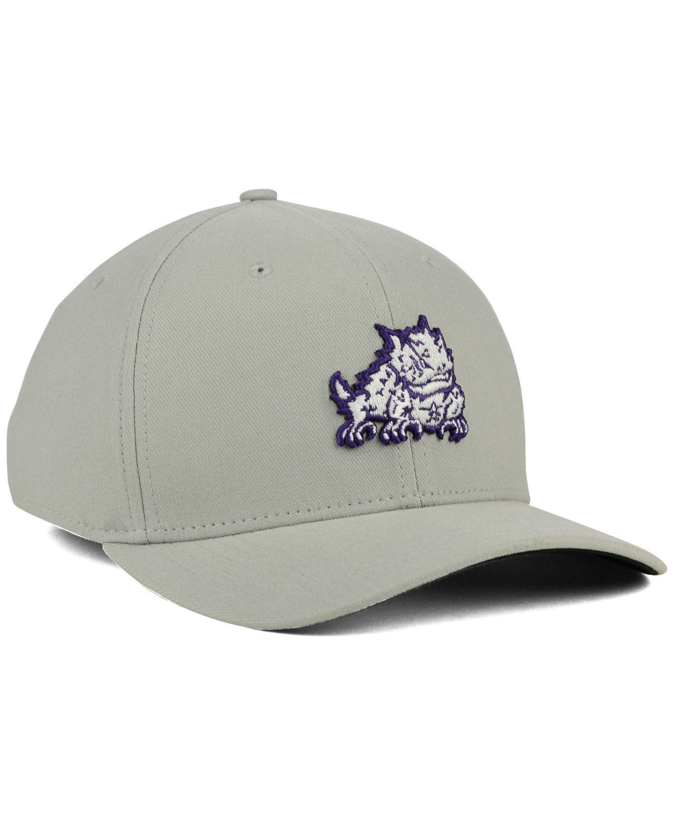 free shipping e80ad de62b Nike - Gray Tcu Horned Frogs Classic Swoosh Cap for Men - Lyst. View  fullscreen