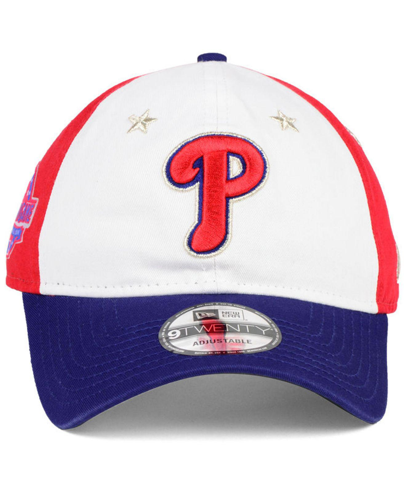 ... usa lyst ktz philadelphia phillies all star game 9twenty strapback cap  2018 for men 9f738 56737 b66906156727