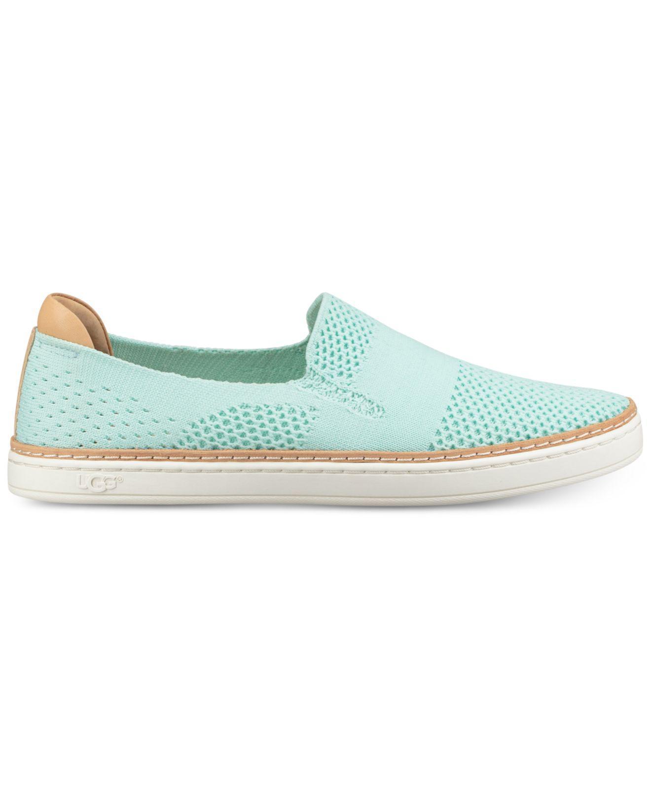 ee283d14eae Ugg Blue Sammy Slip-on Sneakers