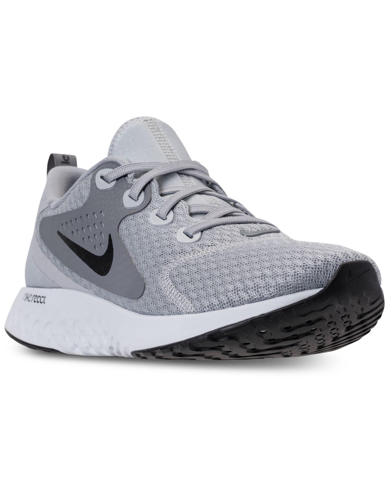 Nike Men's Legend React Running Sneakers from Finish Line 00WLy