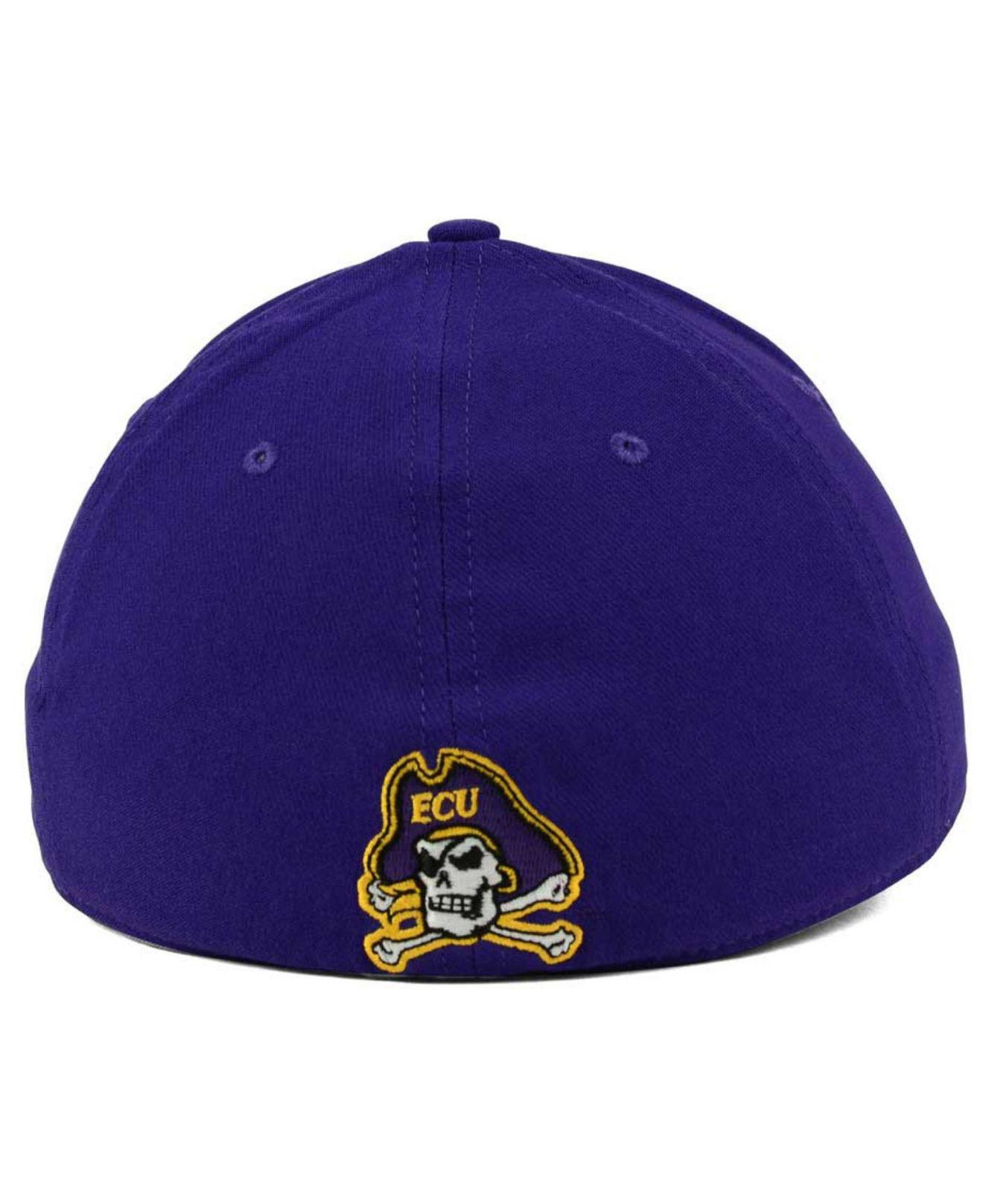 f8484d95767 ... promo code for lyst nike east carolina pirates classic swoosh cap in  blue for men 97625