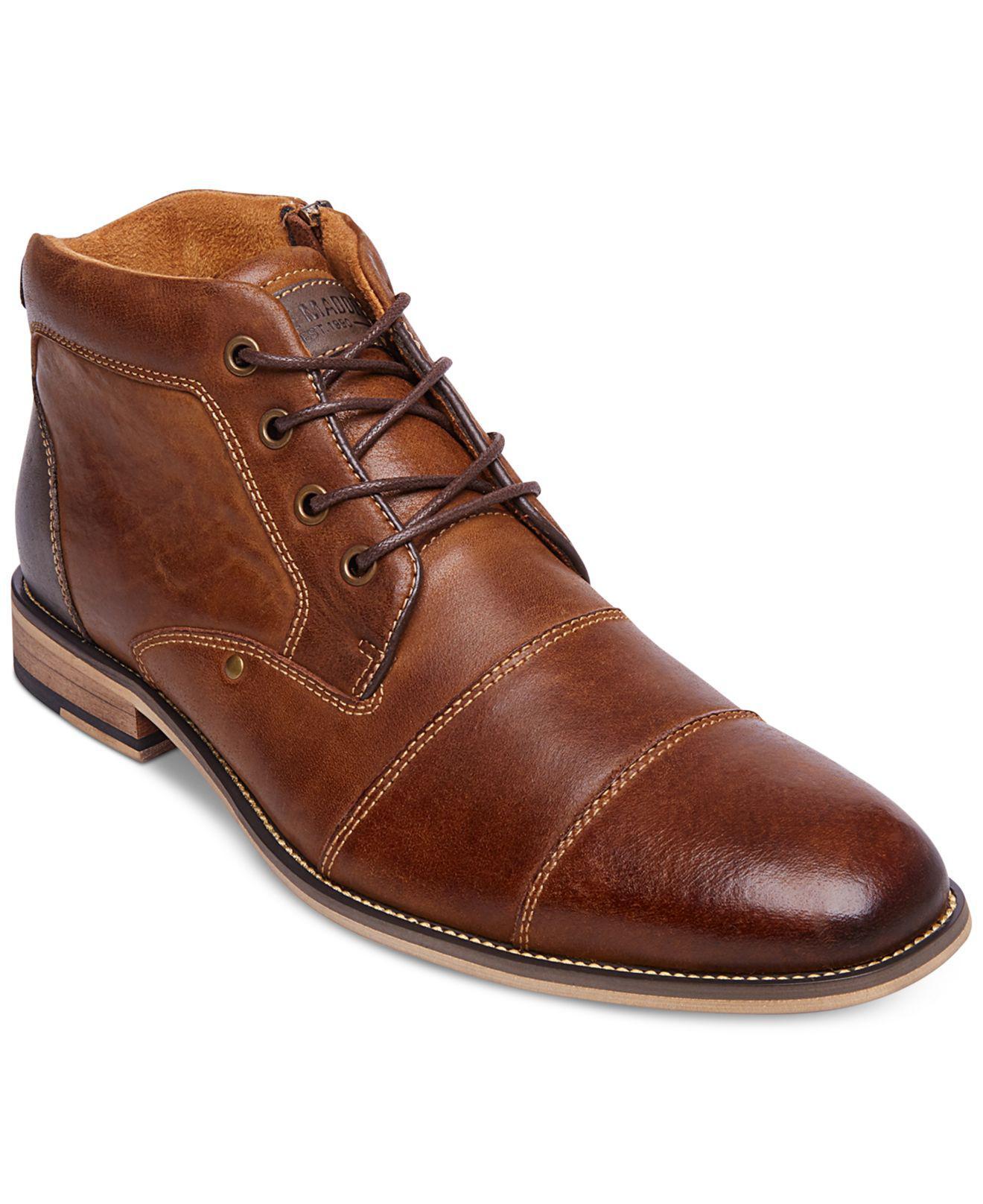 Steve Madden. Brown Men's Jonnie Excel Boots