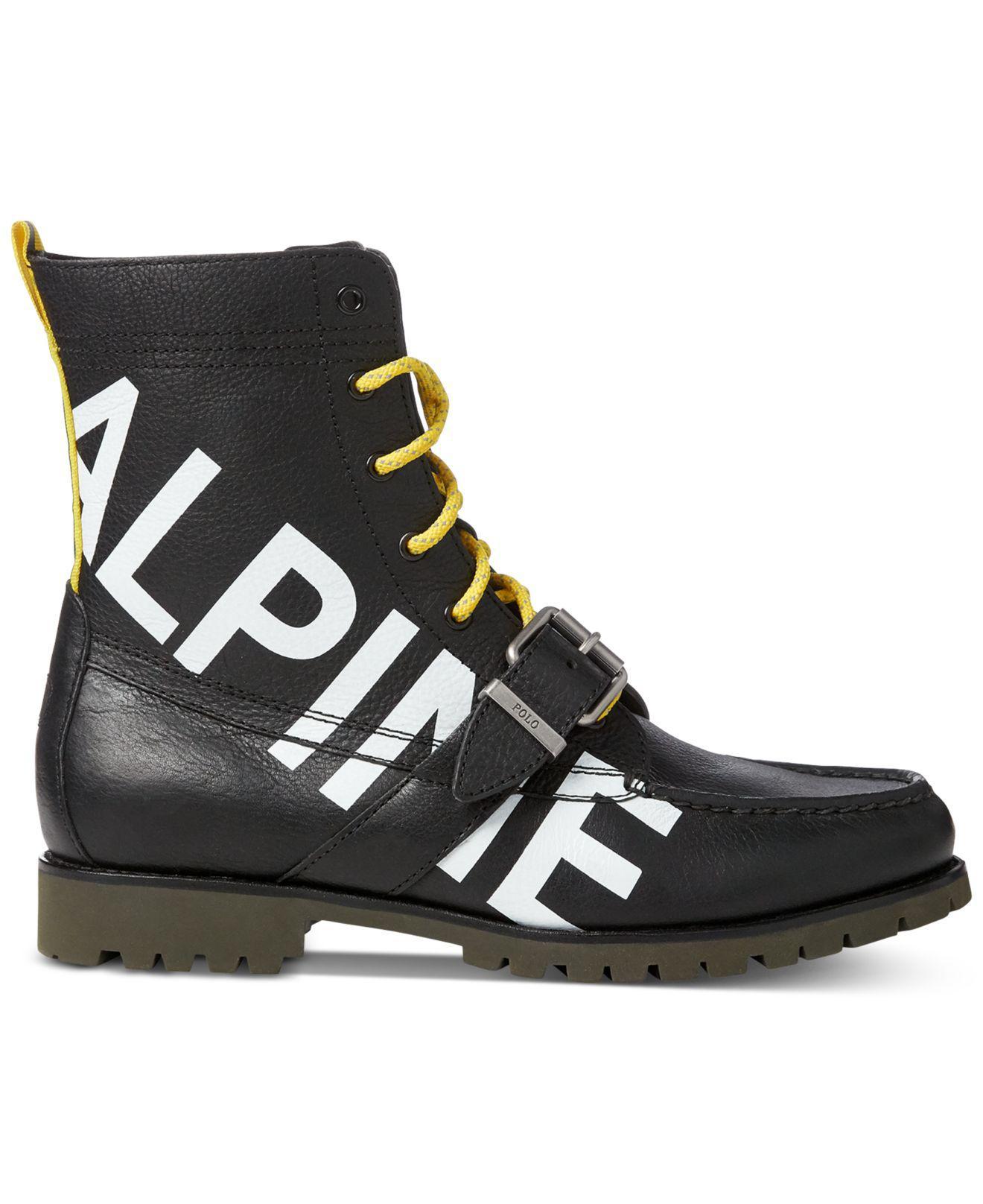 Polo Ralph Lauren Ranger Alpine Leather