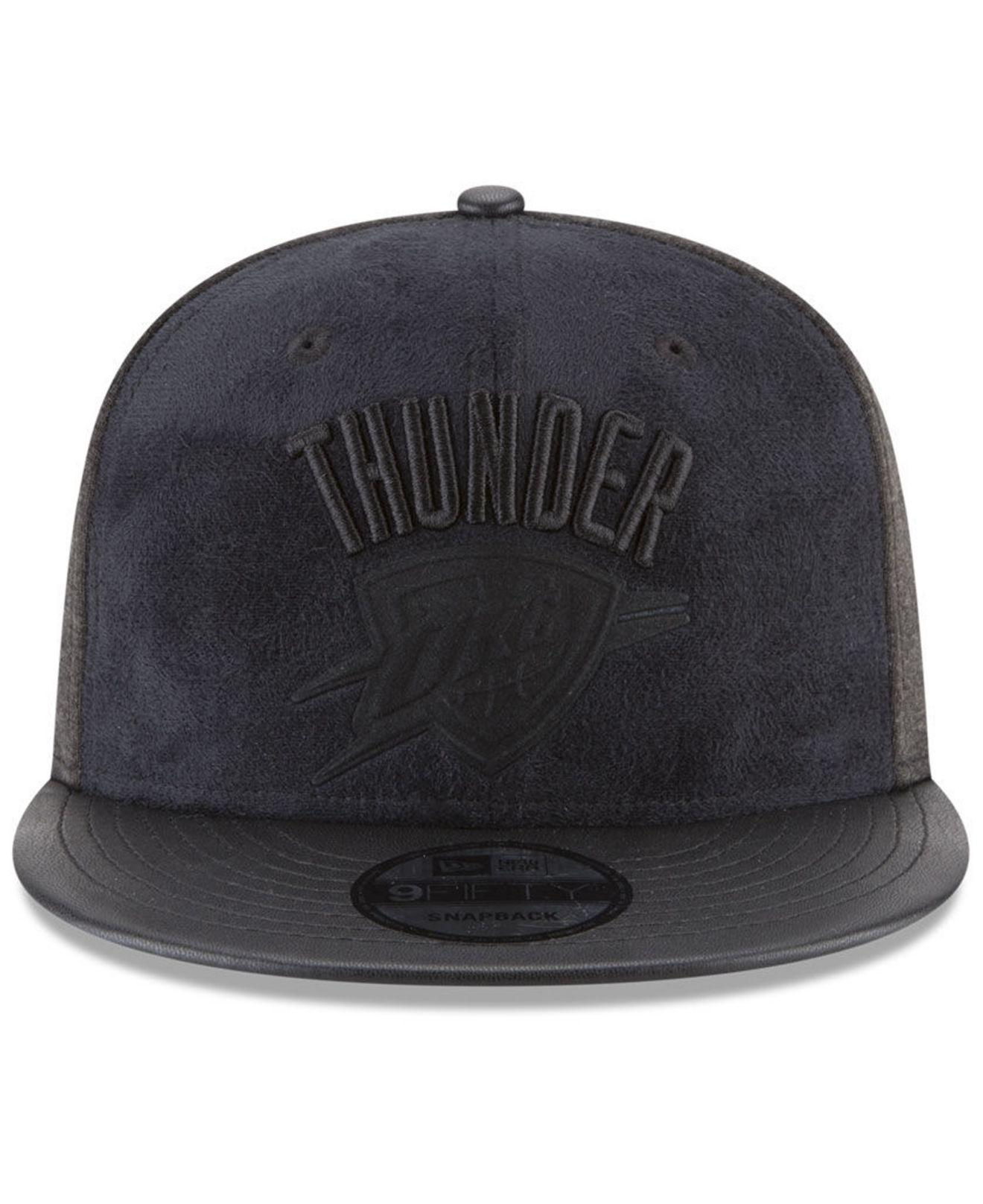 best cheap 9b372 8e80a Lyst - KTZ Oklahoma City Thunder Paul George Collection 9fifty ...