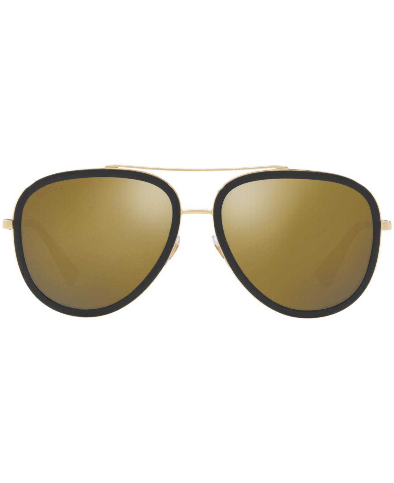 5a645f0c2b5 Lyst - Gucci Sunglasses