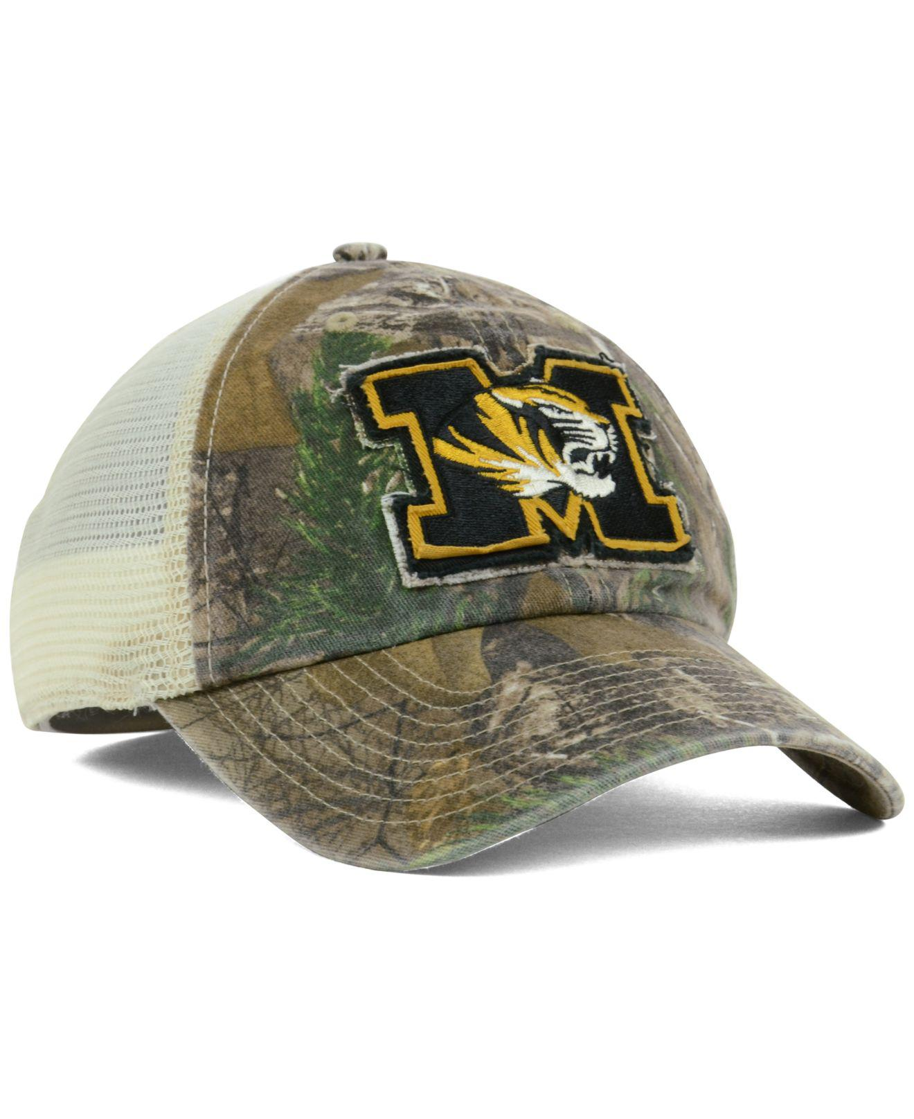 save off a080f 0b3ea 47 Brand Missouri Tigers Ncaa Closer Cap in Green for Men - Lyst