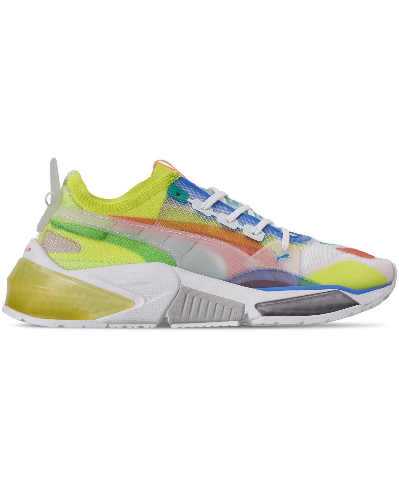 075efc22af Women's Lqdcell Optic Sheer Casual Athletic Sneakers From Finish Line