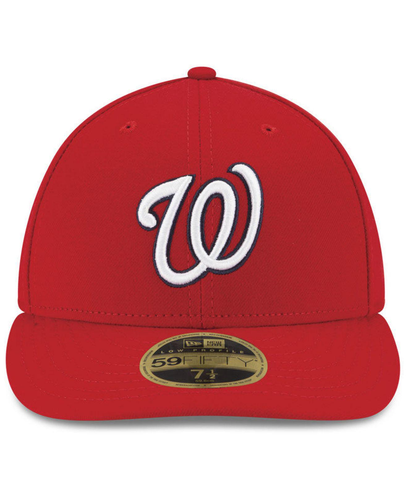 differently 07616 773ed ireland milwaukee brewers new era 2018 mlb all star game patch 59fifty cap  lids bac5c 2cd0f  best price lyst ktz washington nationals jackie robinson  day ...