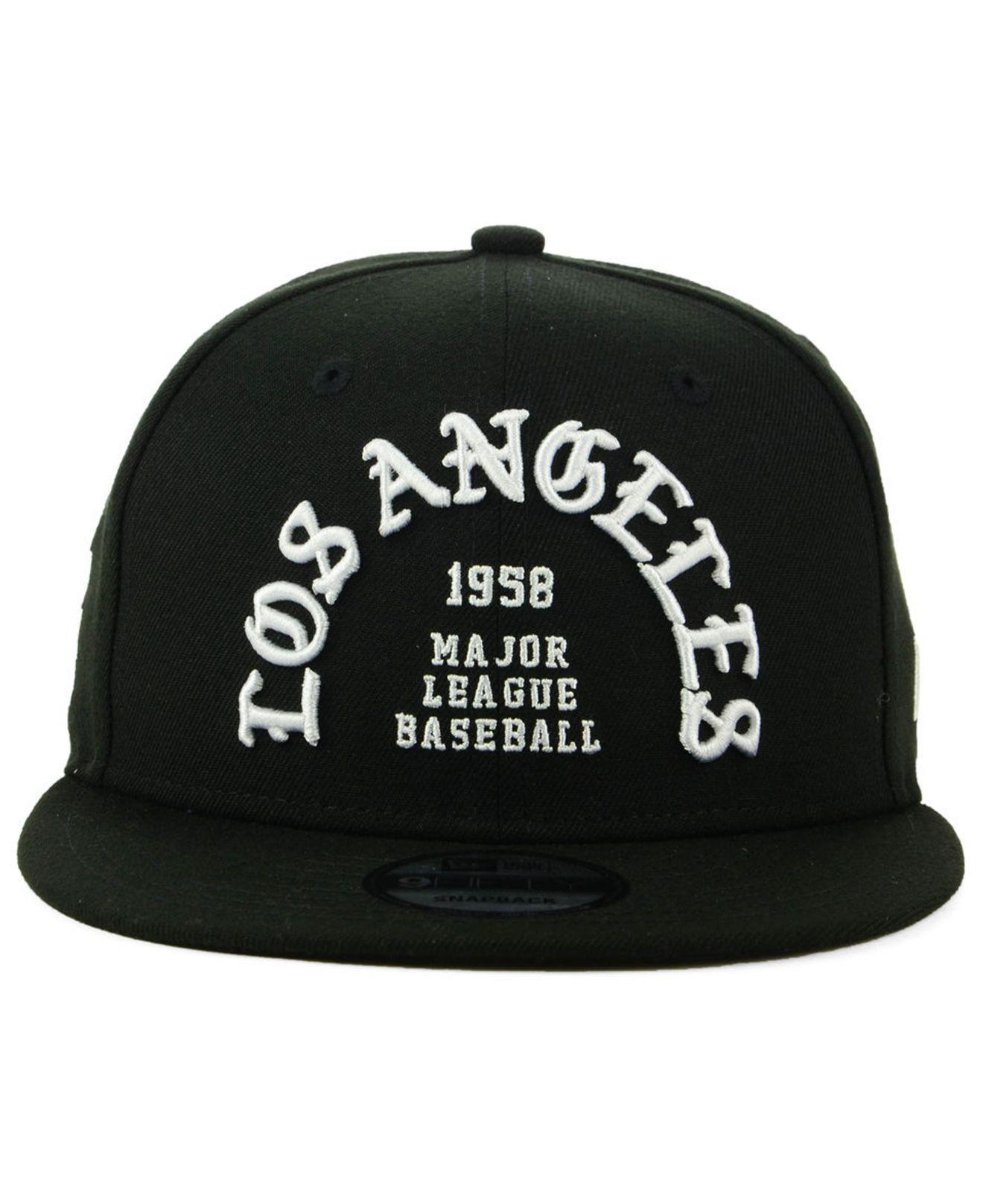 best service a1de2 6eca6 coupon code for los angeles dodgers new era mlb x levi hat cap eaab4 e07be   reduced gallery. previously sold at macys mens team hats mens new era e0d4c  ...