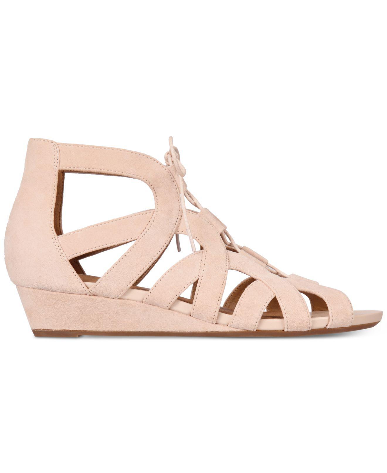 985d043dce7 Clarks Multicolor Women's Parram Lux Gladiator Lace-up Sandals