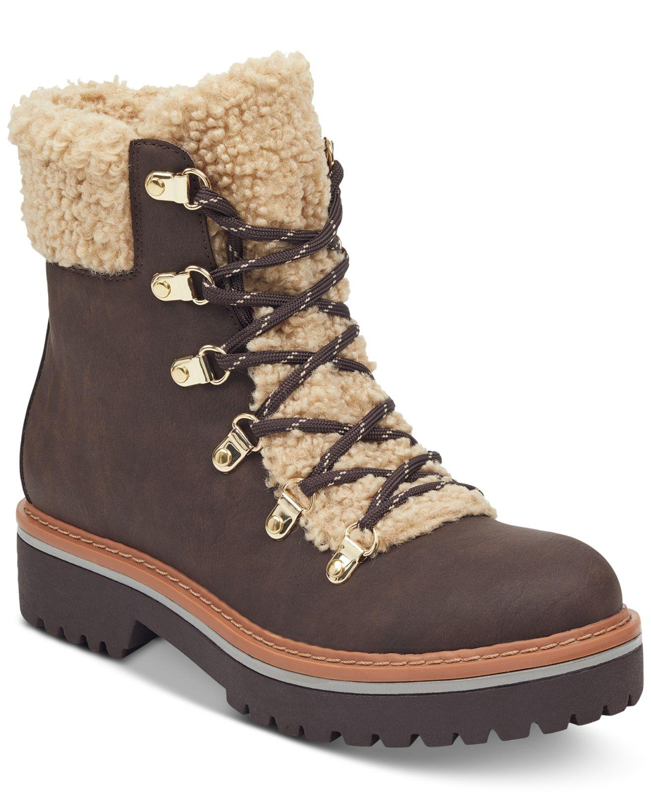 Tommy Hilfiger Ron Lace-up Winter Boots
