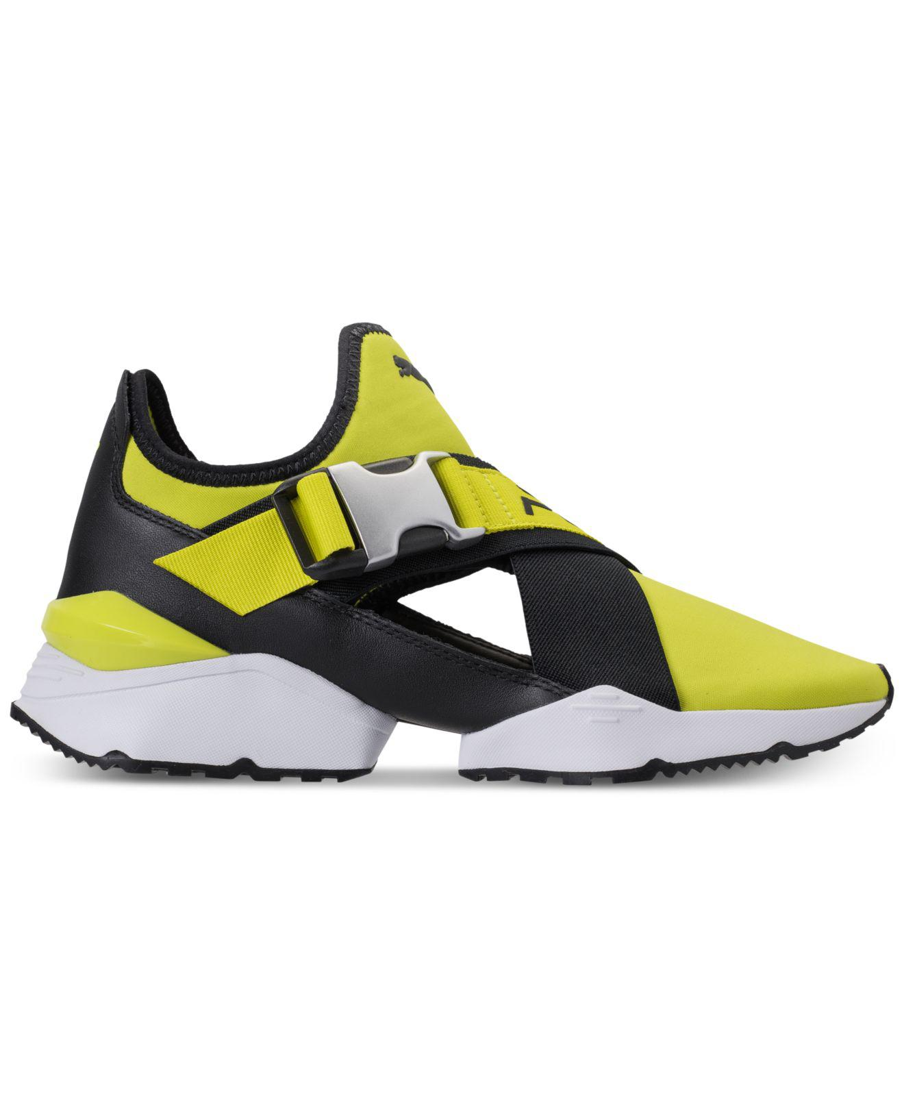 bc99cb1af9c0 Lyst - PUMA Muse Cutout Casual Sneakers From Finish Line for Men