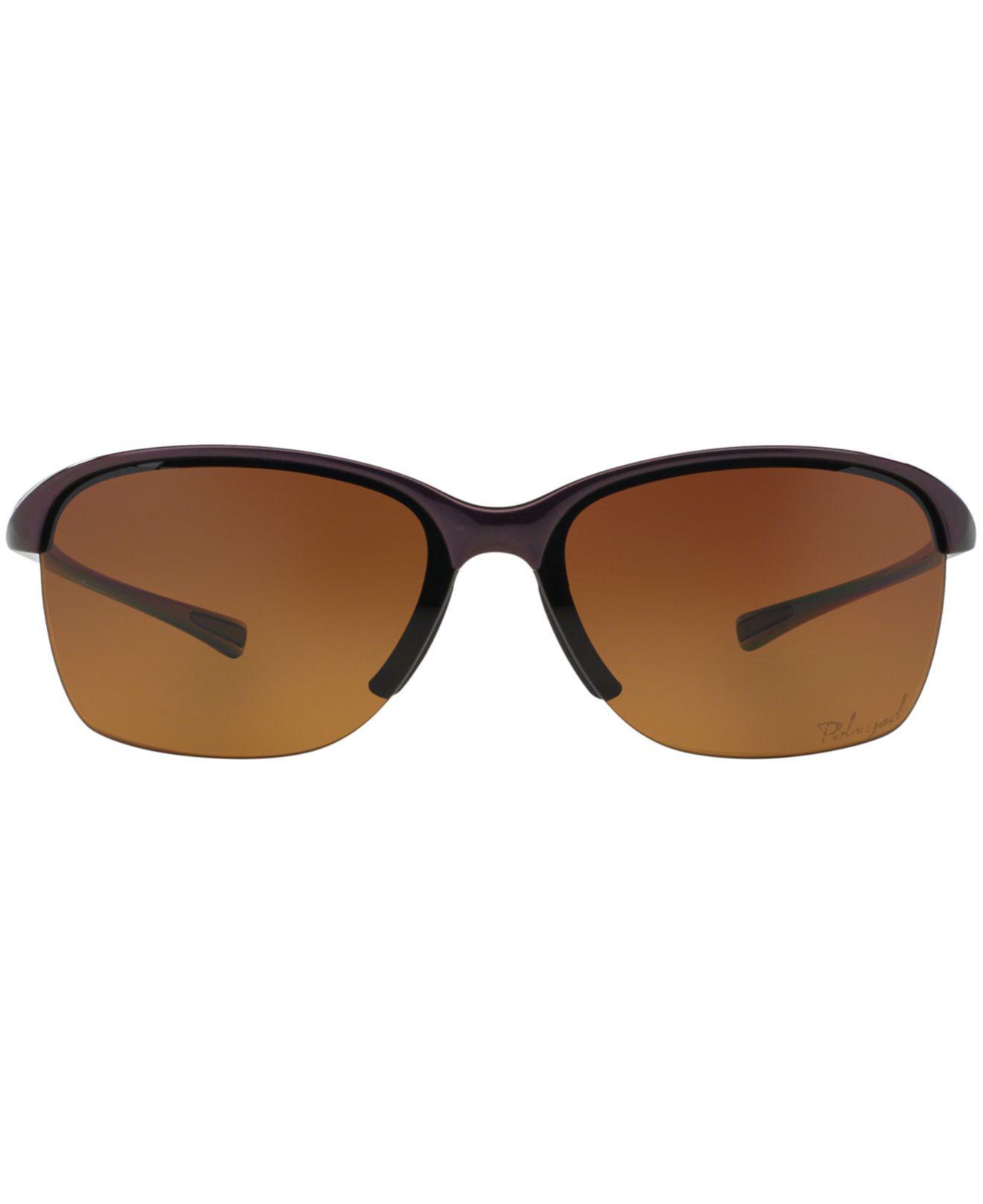 606ea5e65ab Lyst - Oakley Women s Sunglasses