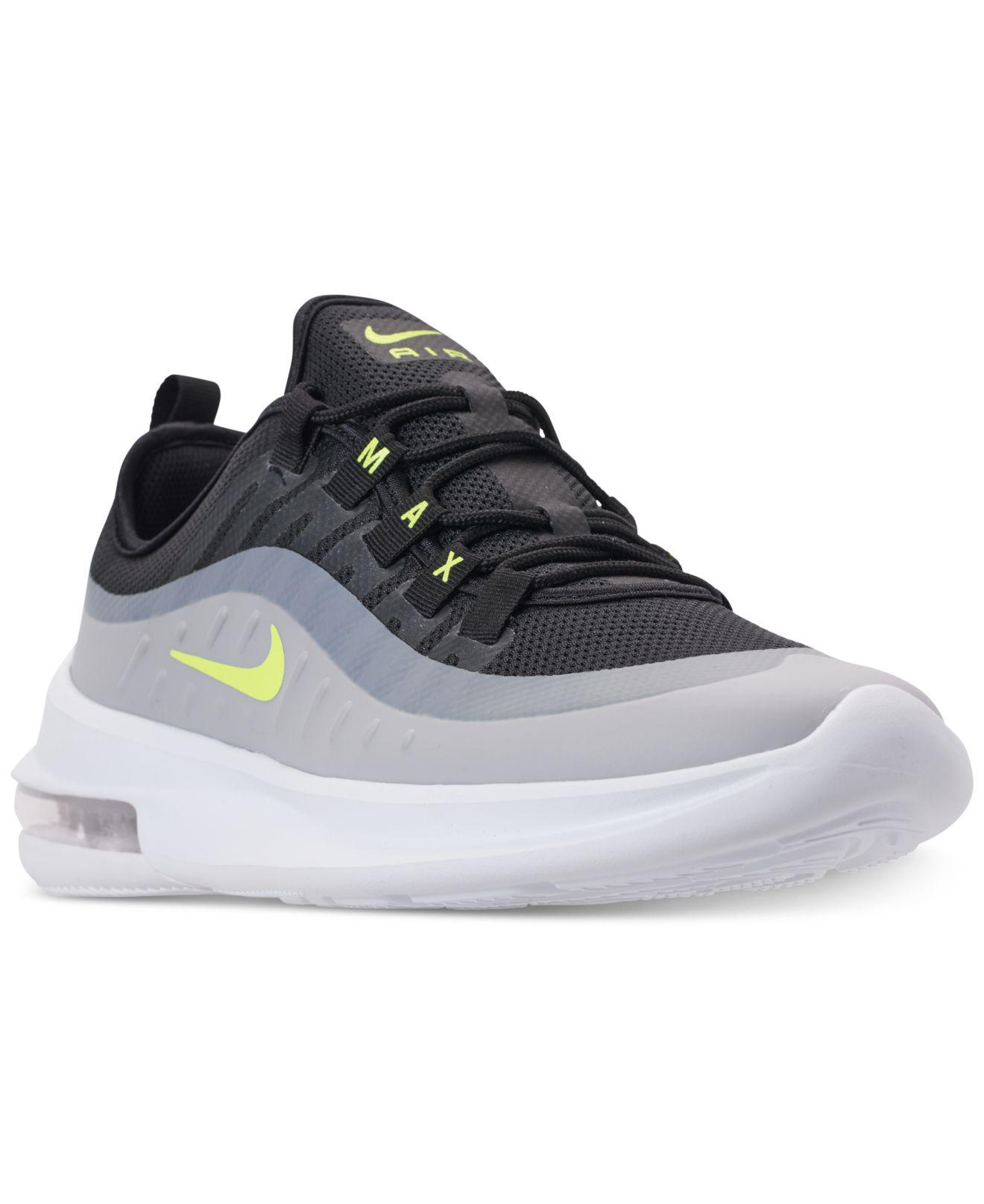 dbbfb48abc Nike Air Max Axis Casual Sneakers From Finish Line in Gray for Men ...