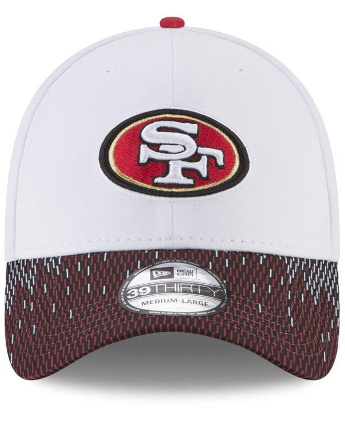 cheap for discount aa0e3 d6751 Lyst - KTZ San Francisco 49ers Equalizer 39thirty Cap for Men