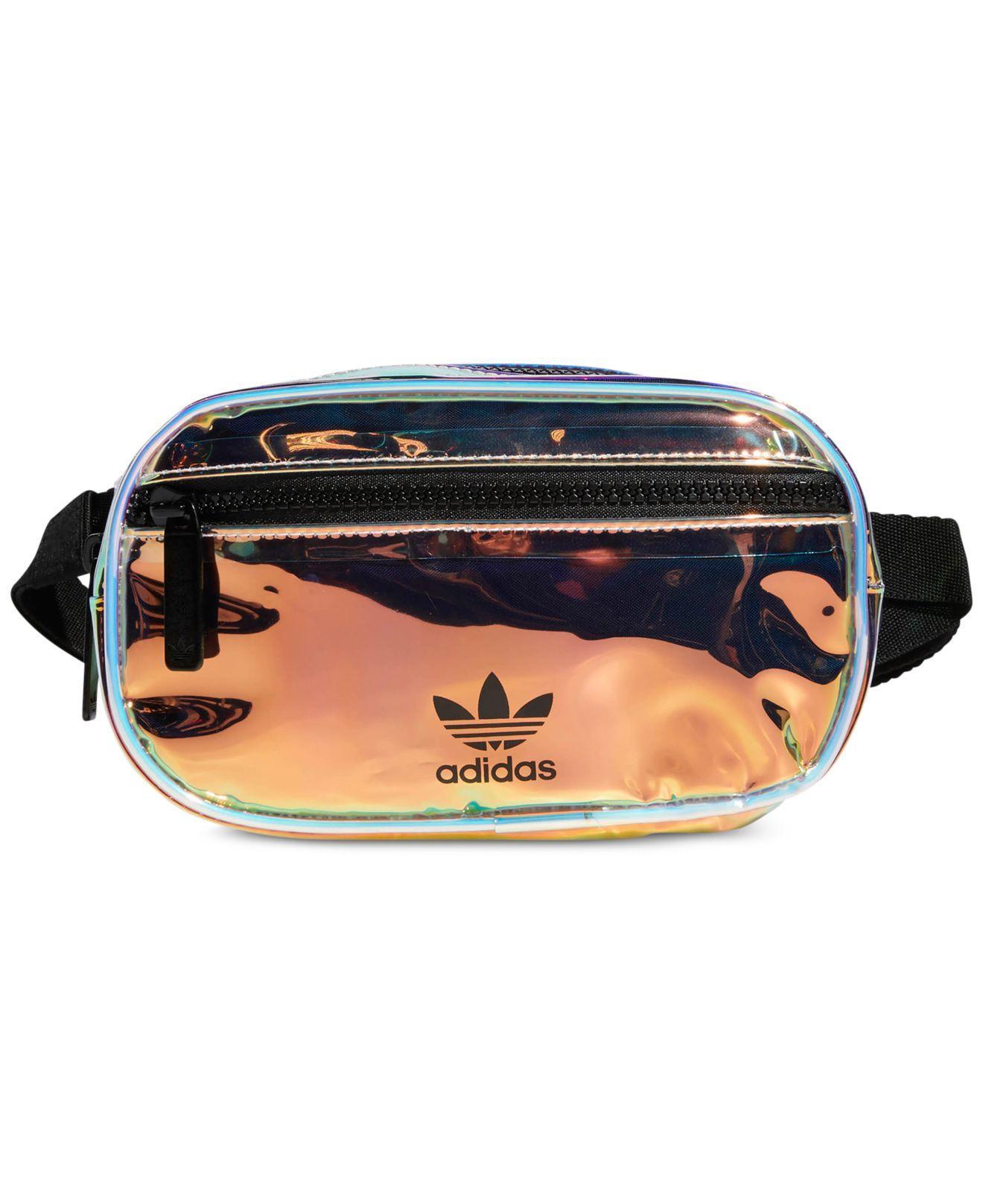 231480a71dc1 Adidas - Multicolor Originals Iridescent Waist Pack - Lyst. View fullscreen