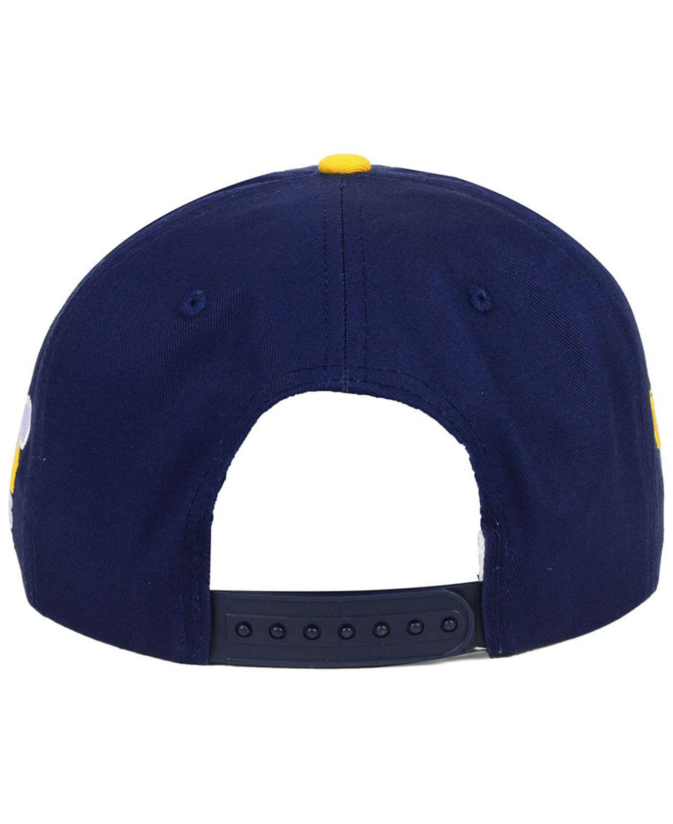 491899b5 Nike - Blue West Virginia Mountaineers Sport Specialties Snapback Cap for  Men - Lyst. View fullscreen